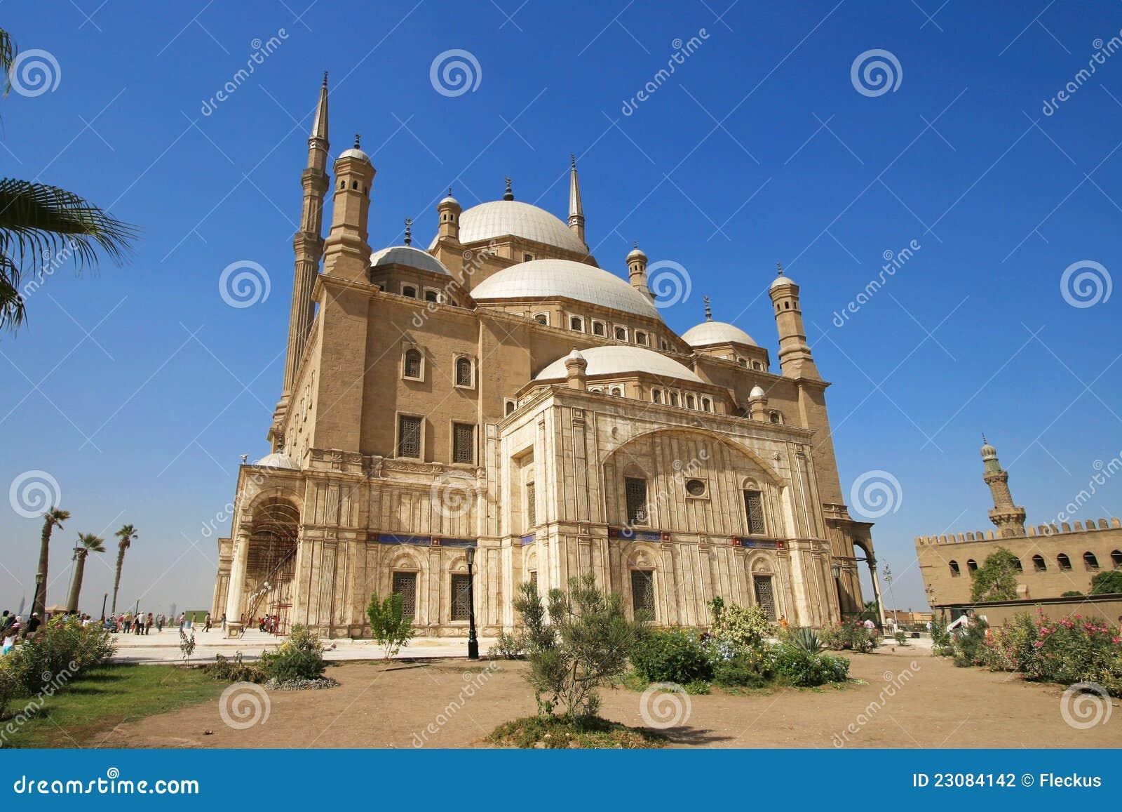 Mohammed Meczet Ali Basha, Kair Egipt -