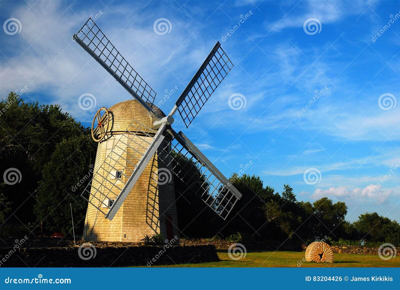 Moinho de vento de Jamestown