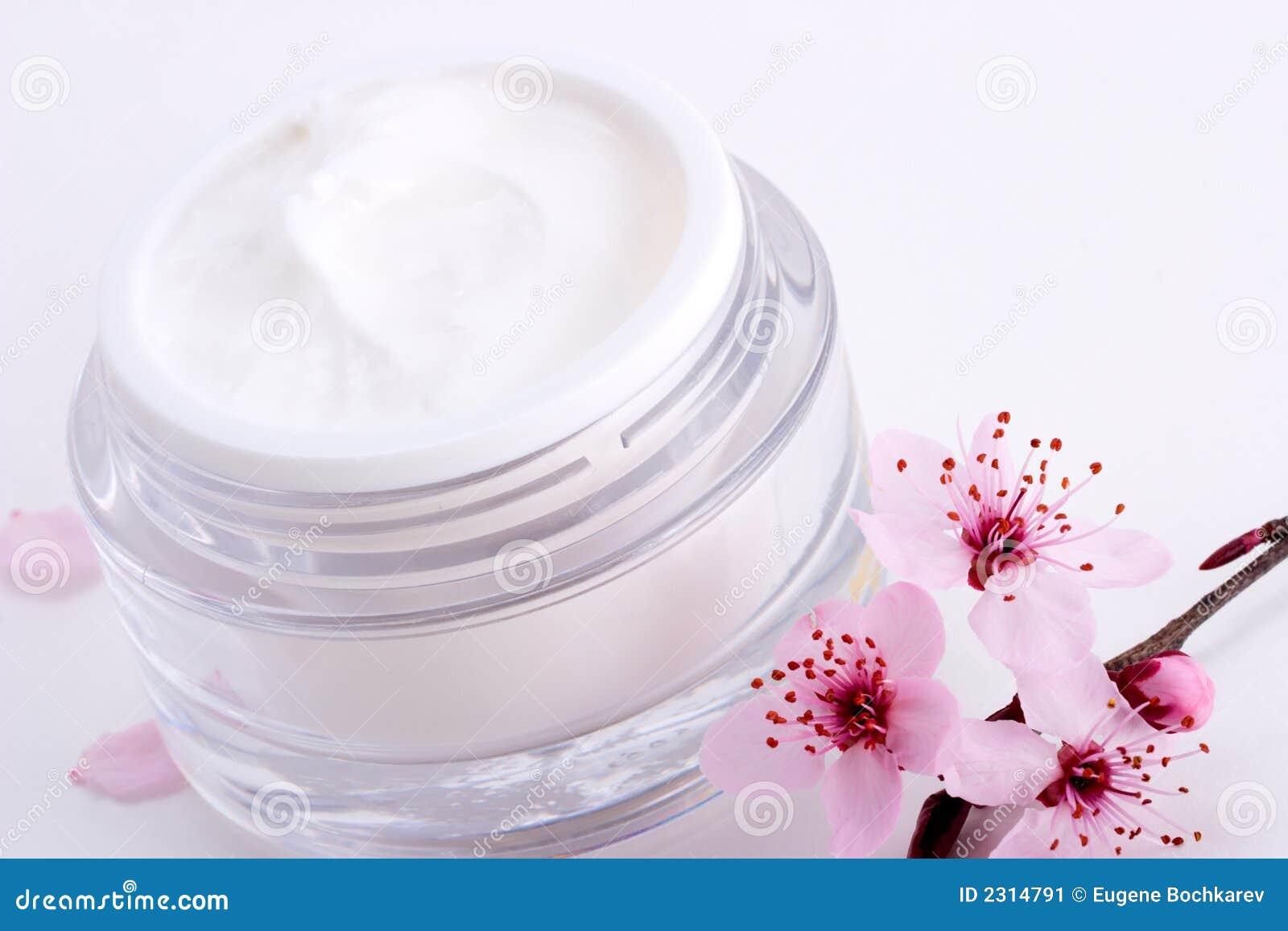 Moisturizing Cream Stock Image - Image: 2314791