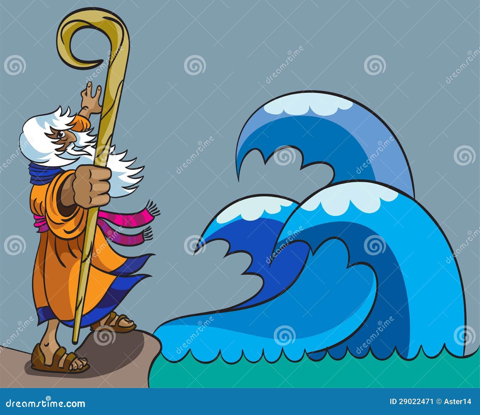 Mojżesz i Czerwony morze