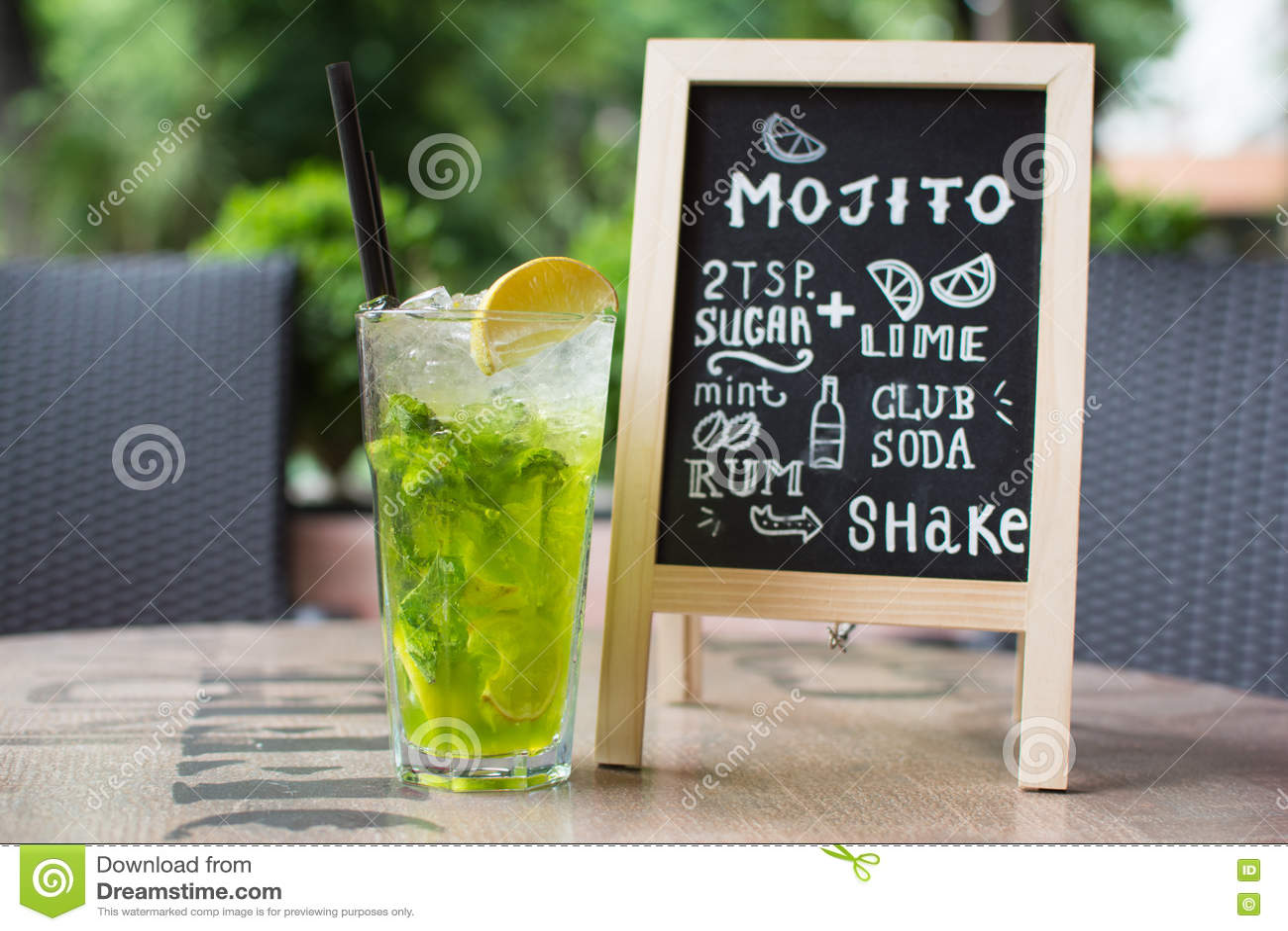 mojito recept