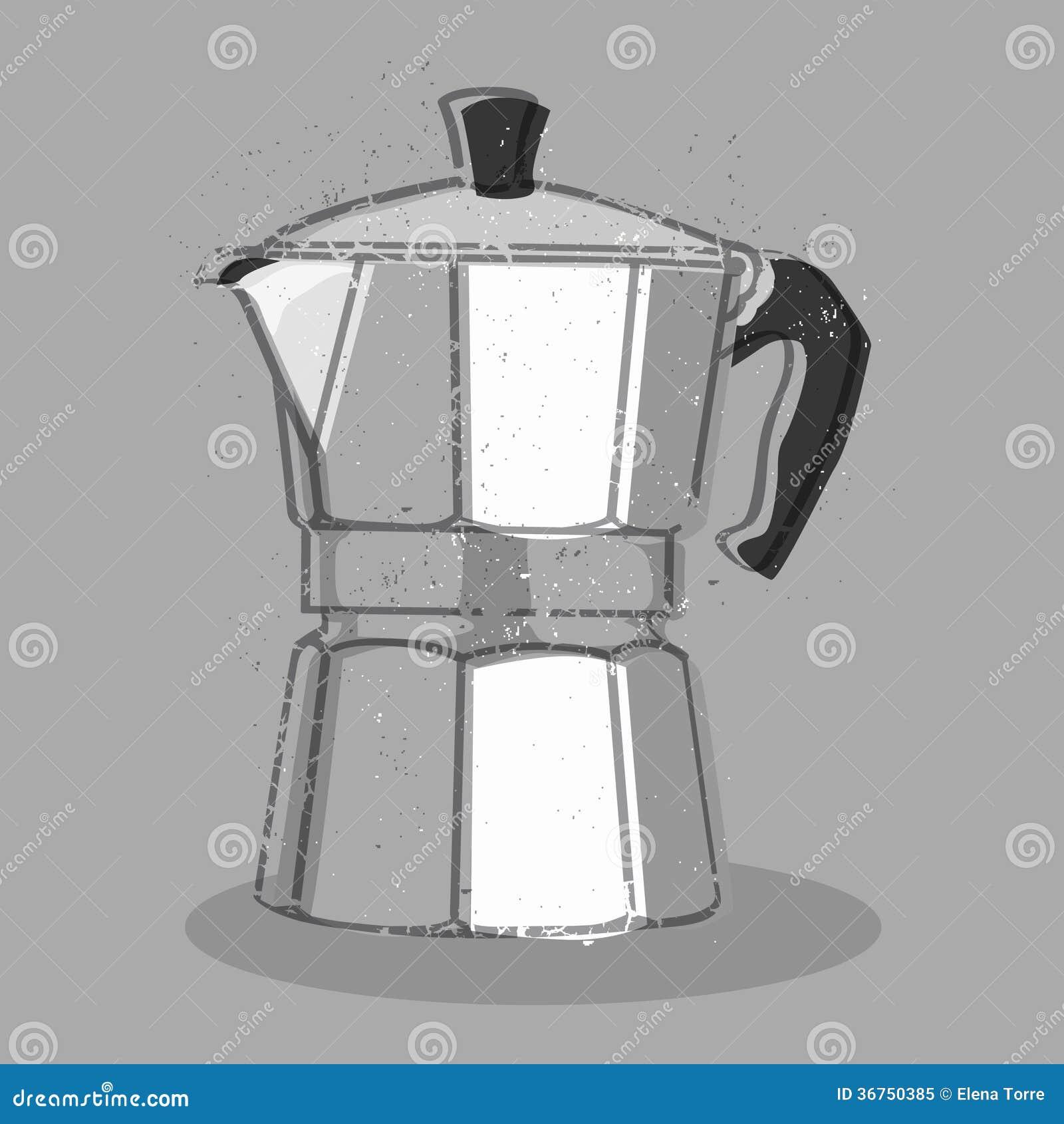 moka咖啡壶