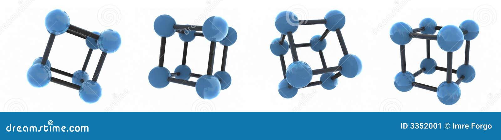 Moléculas isoladas