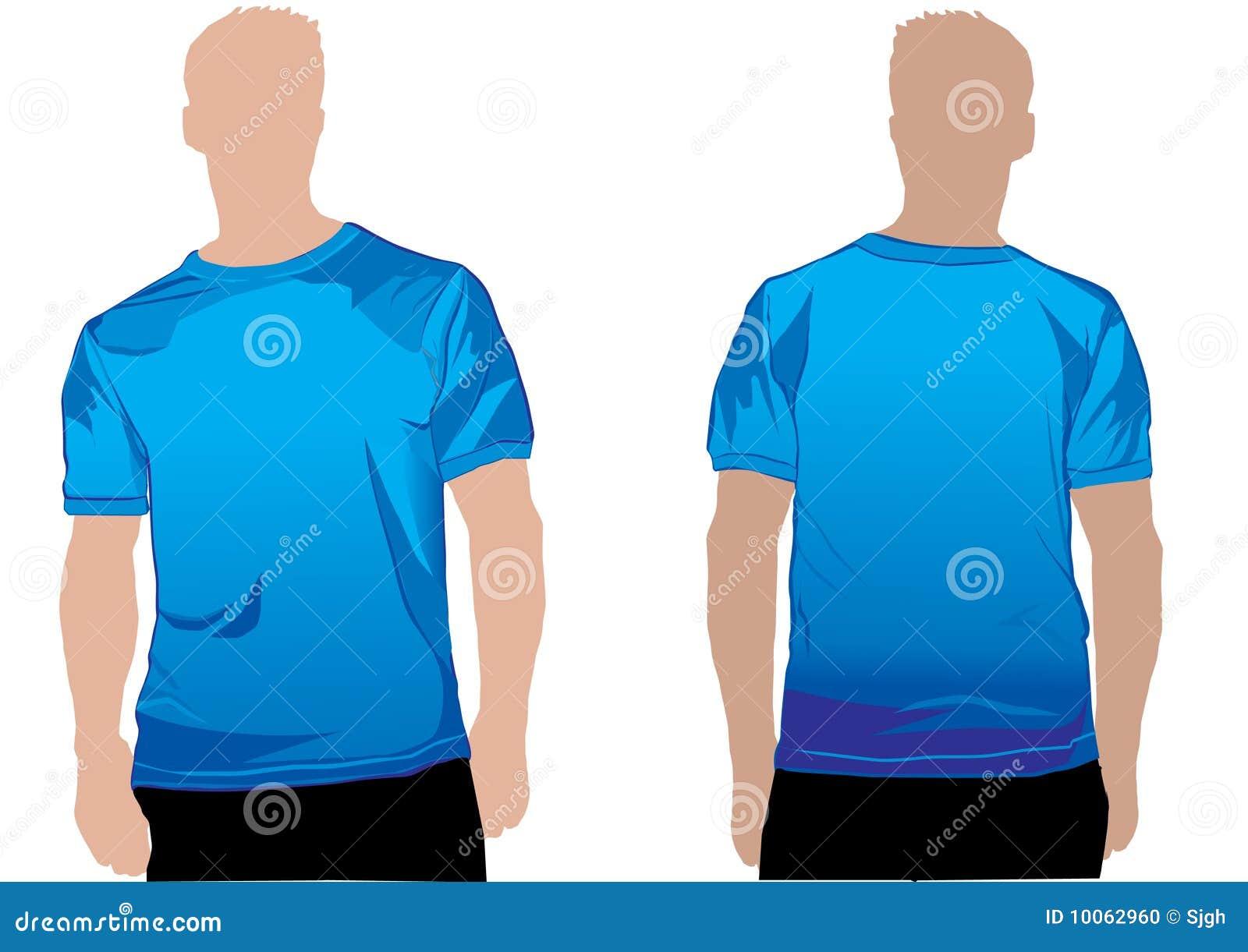 Molde da camisa