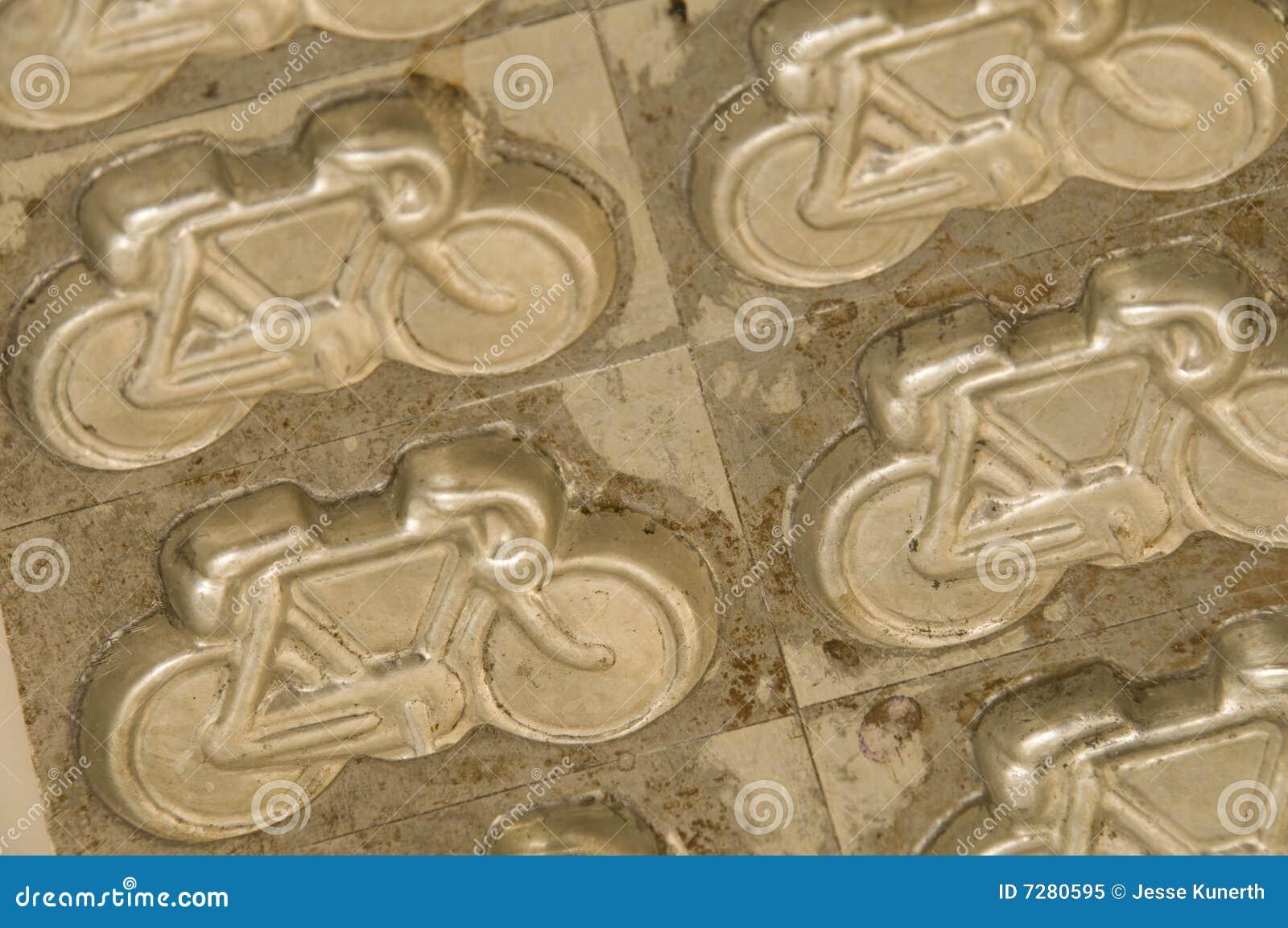 Molde de la bicicleta