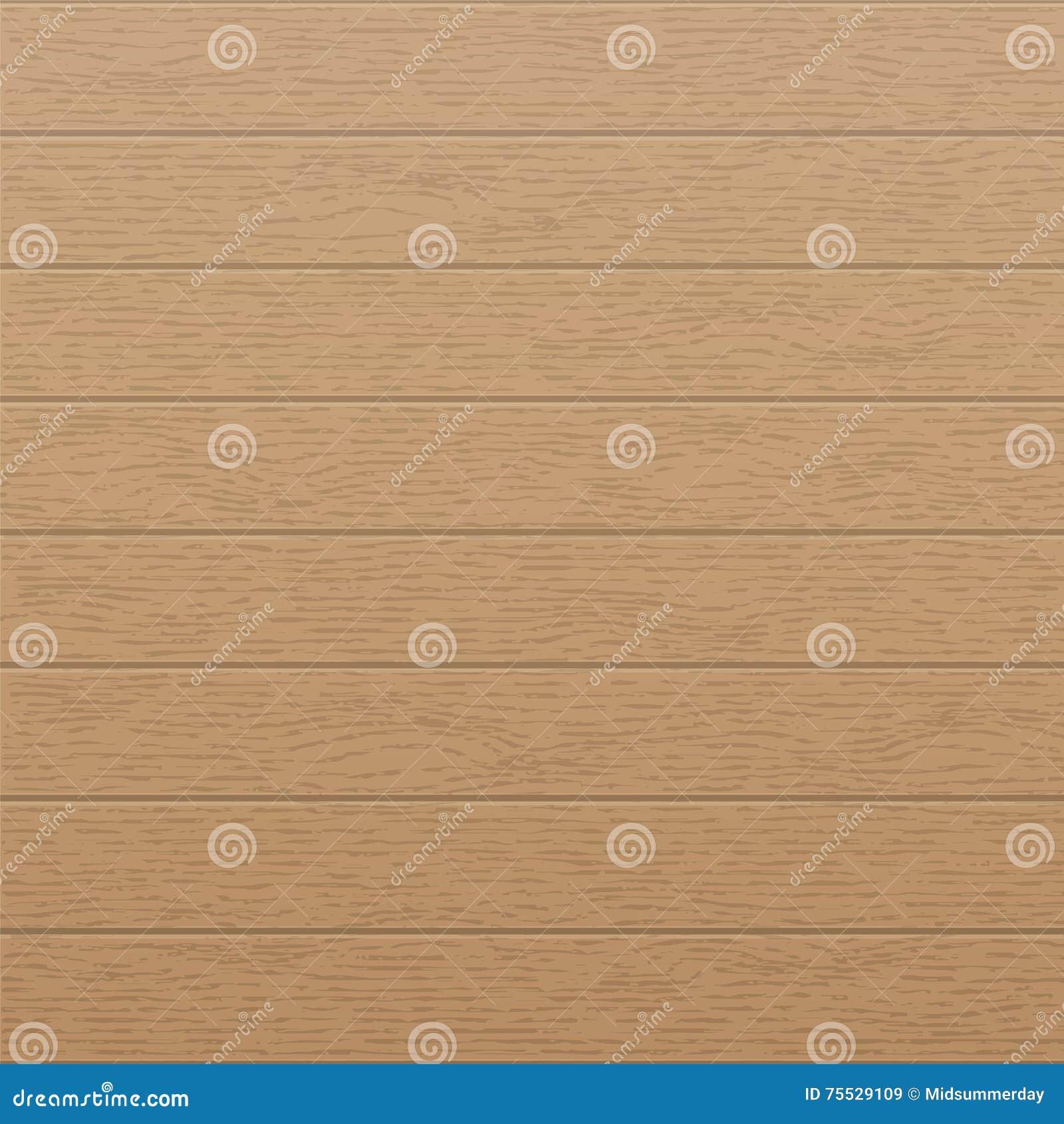 Molde de madeira da textura com listras horizontais, painéis velhos rústicos, assoalho do vintage do grunge Fundo de madeira do v