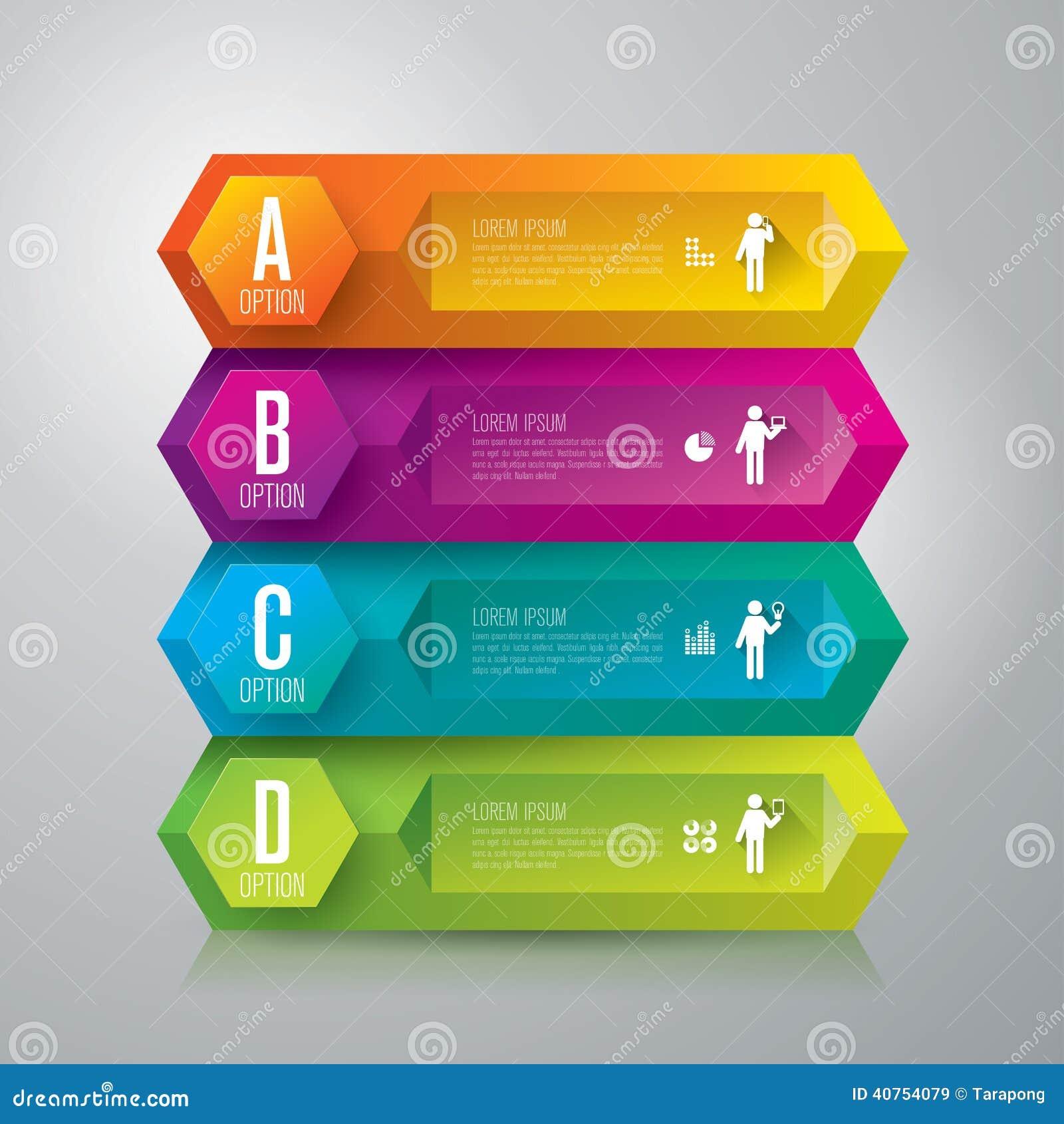Molde do projeto de Infographics