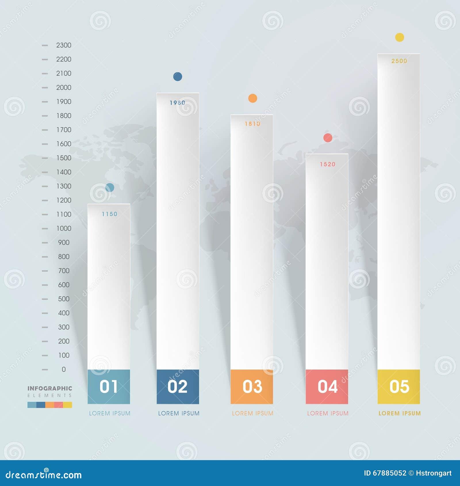 Molde infographic da simplicidade