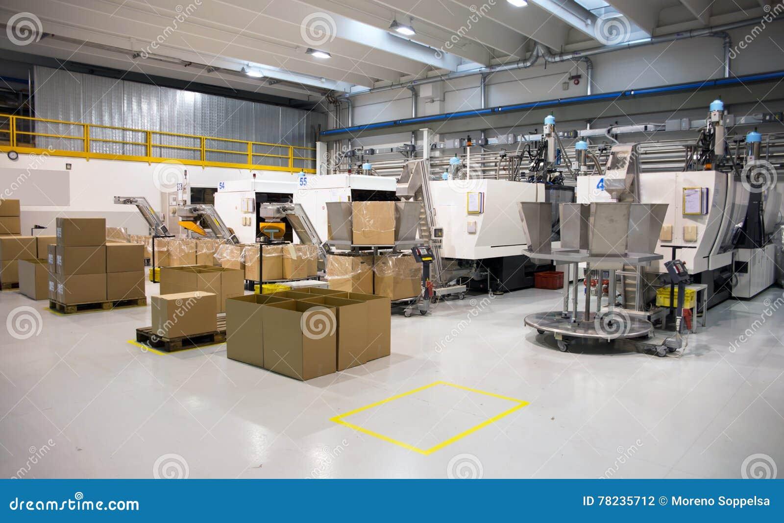 Molding för maskiner för fabriksinjektion stor