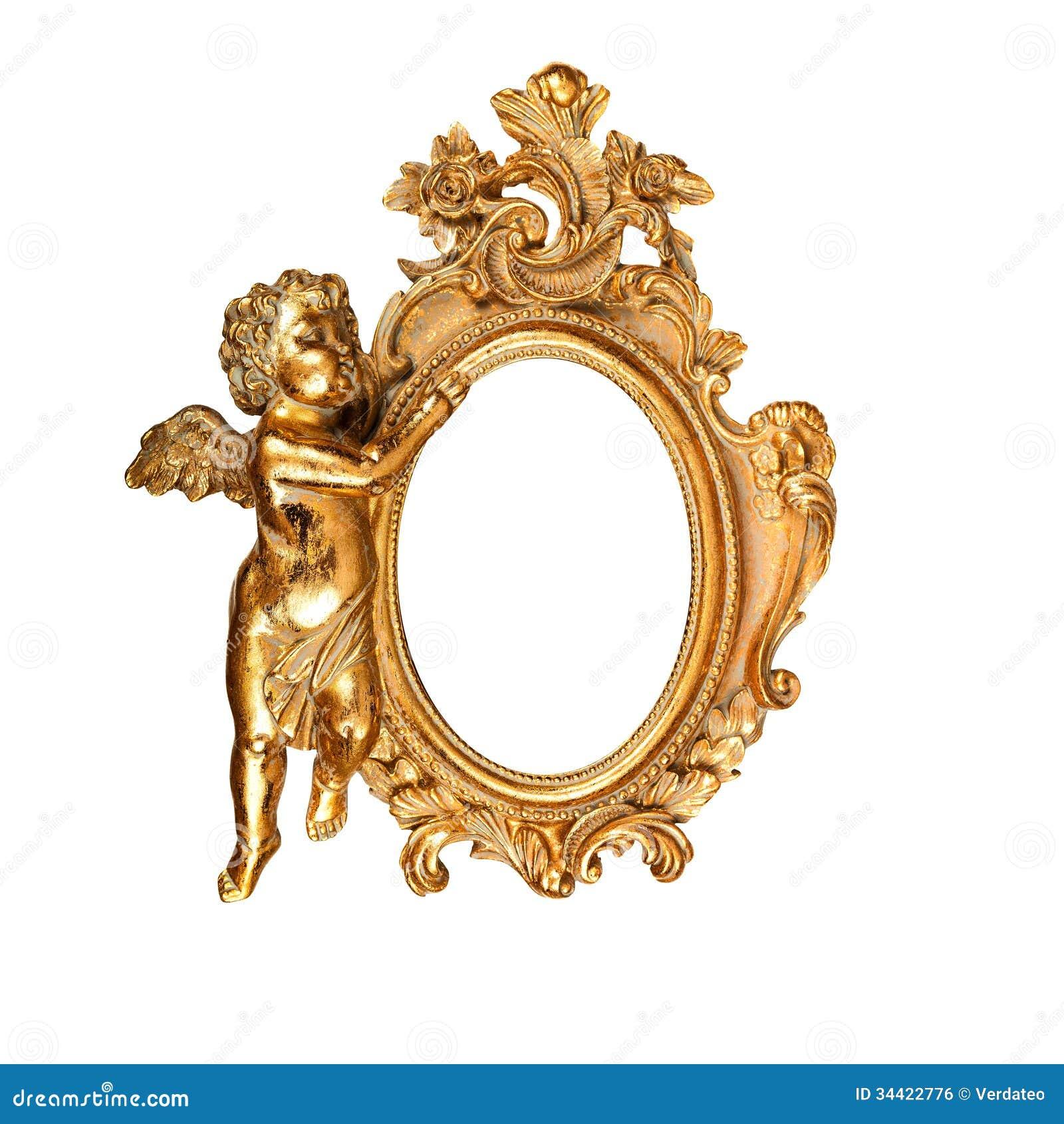 Oval Victorian Frames - #Softland