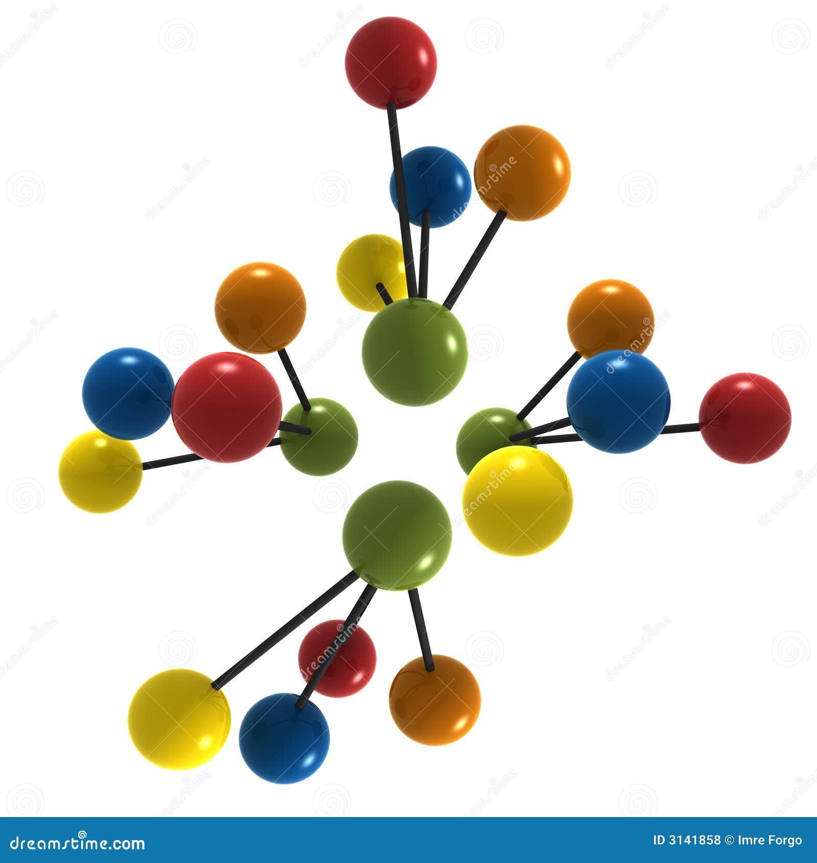 Molecola 3d
