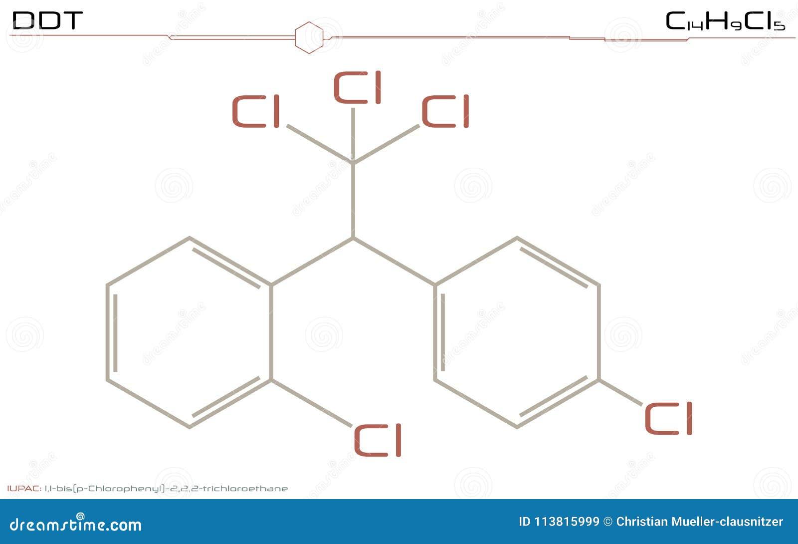 Molekül des DDTS