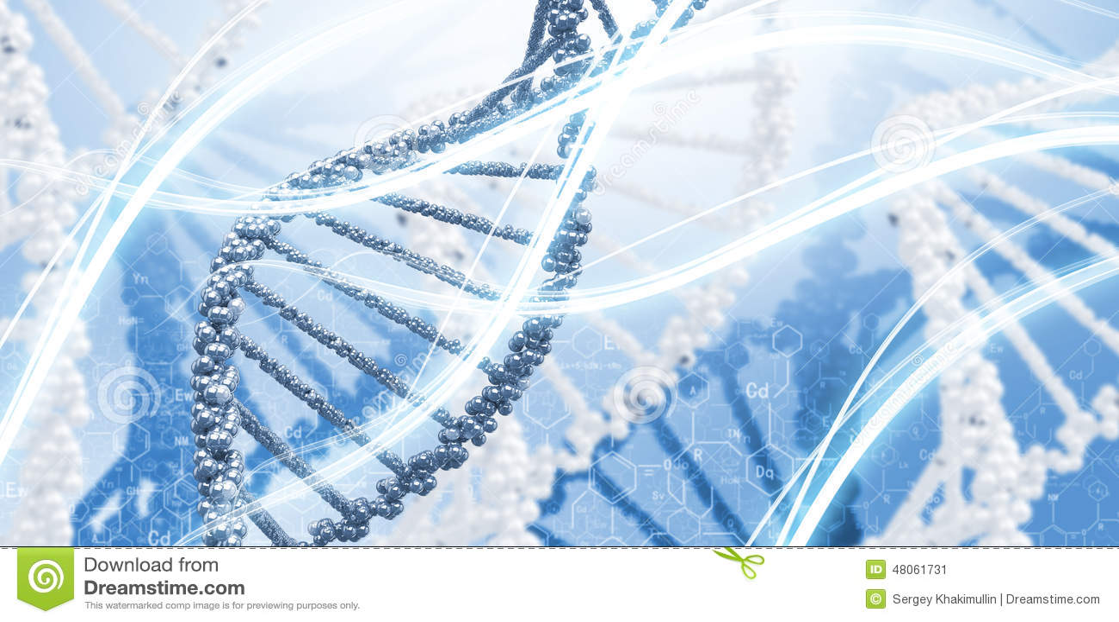 Molekuła DNA