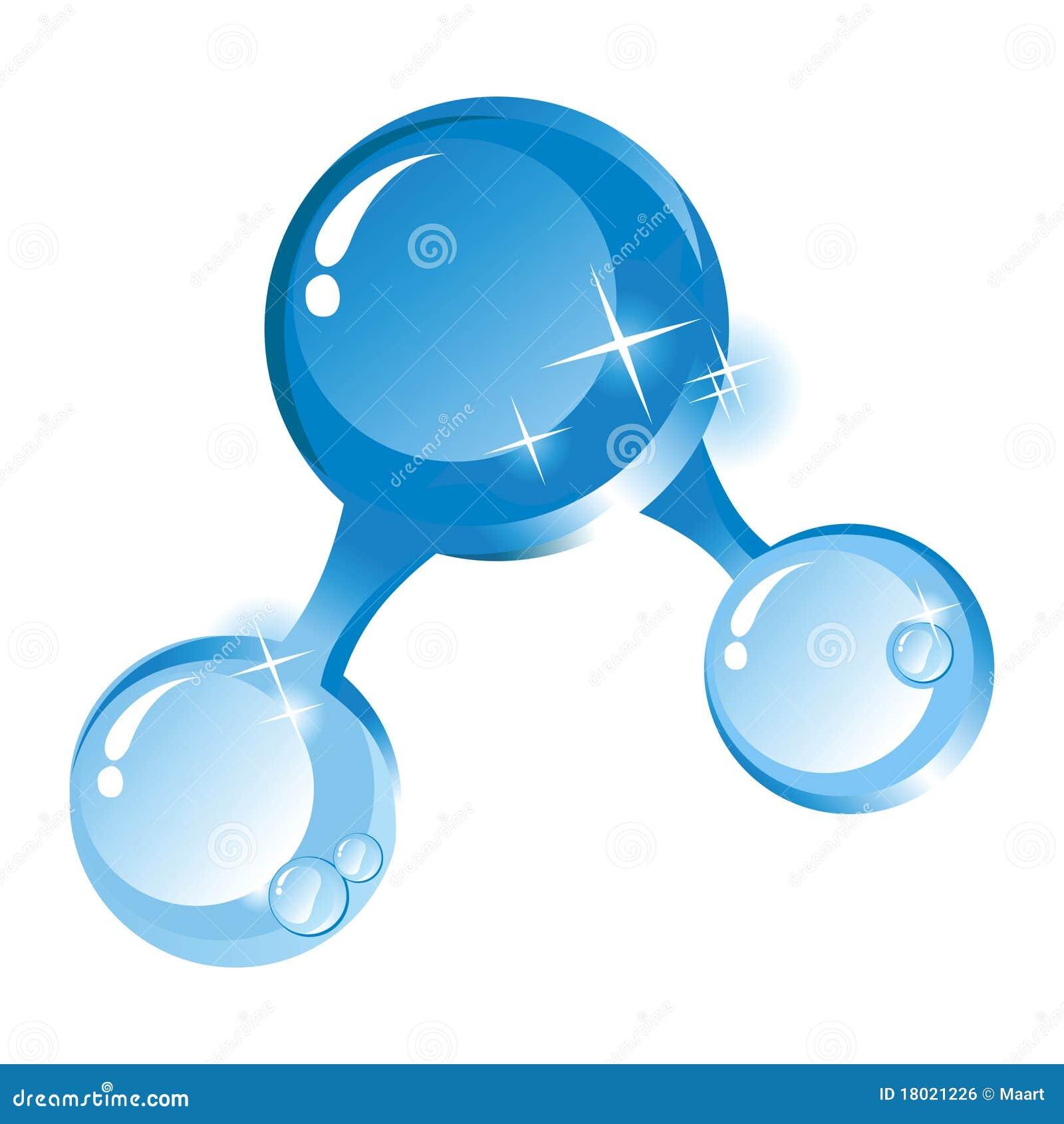 Molekylvatten