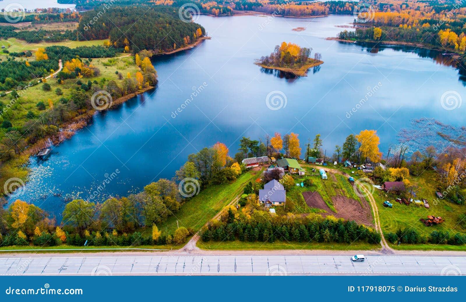 Moletai jeziora