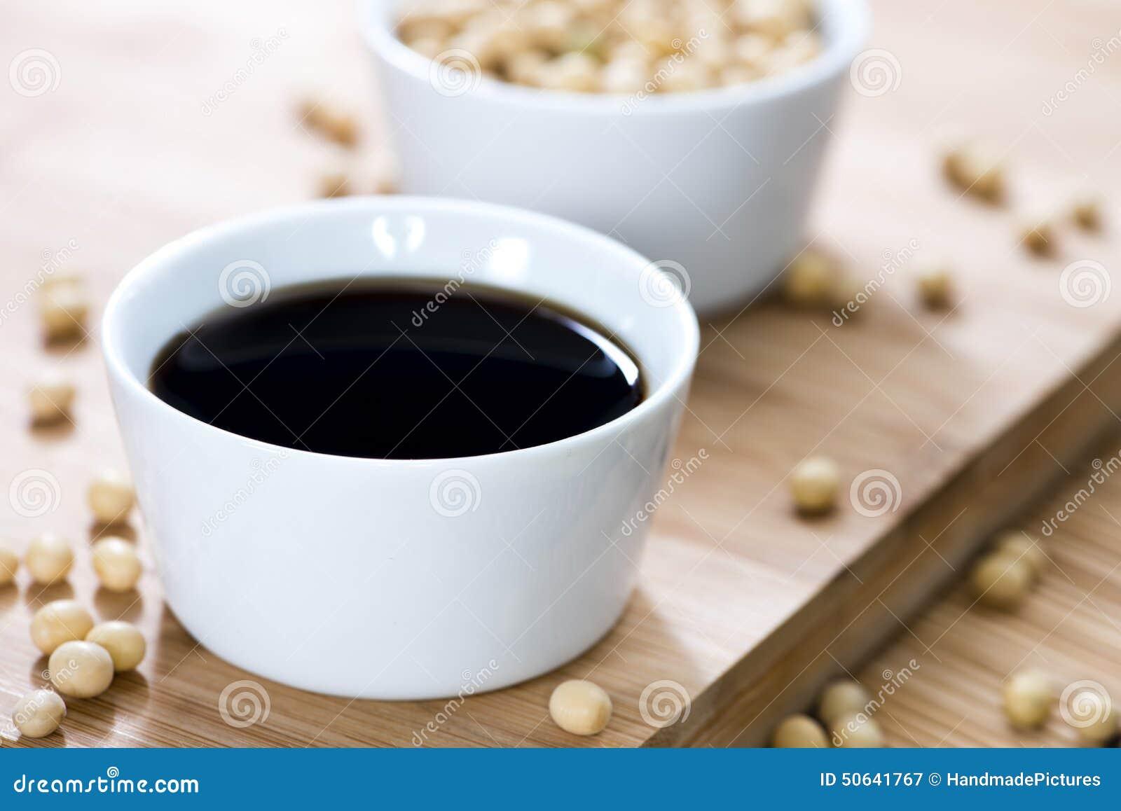 Molho de soja escuro
