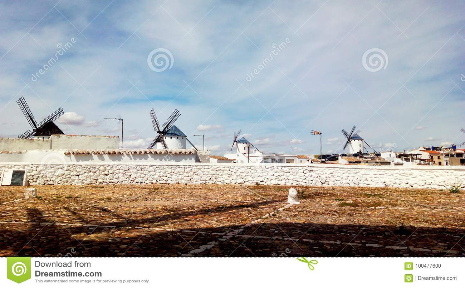 Molinos de Campo de Criptana