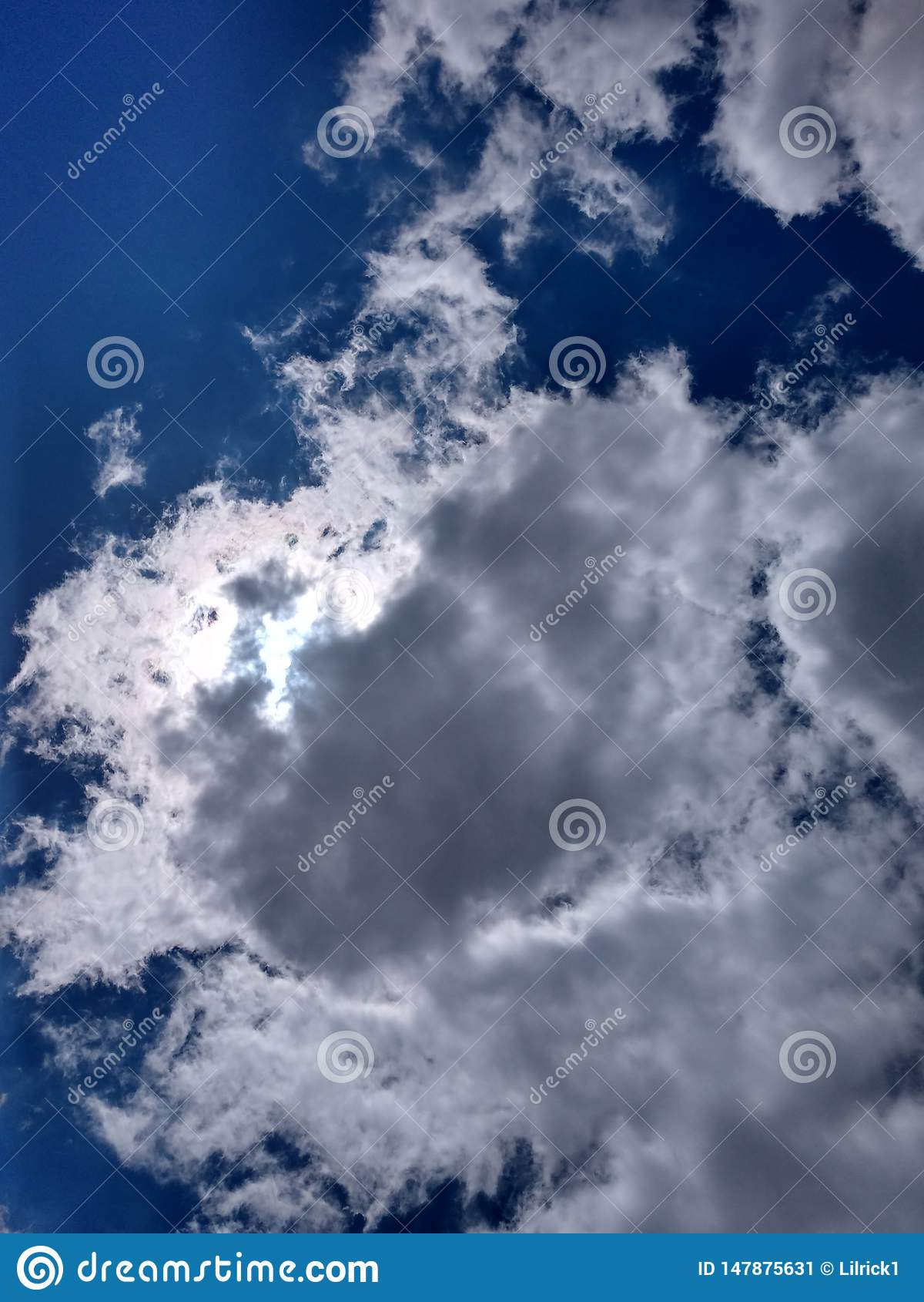 Moln i Sky