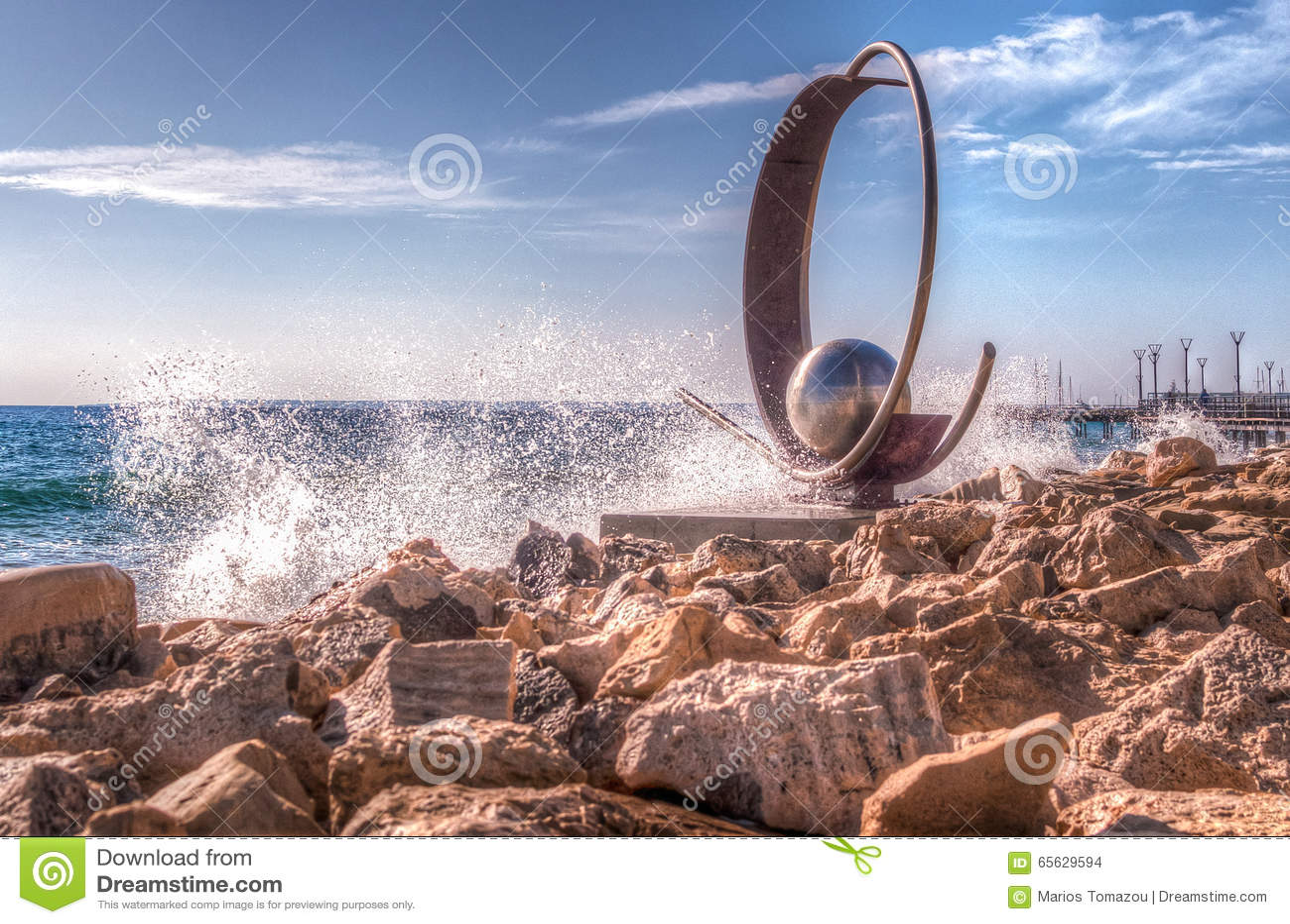 Molos, Limassol Chypre