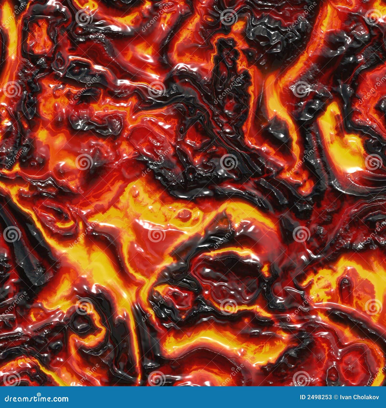 molten lava stock photos image 2498253