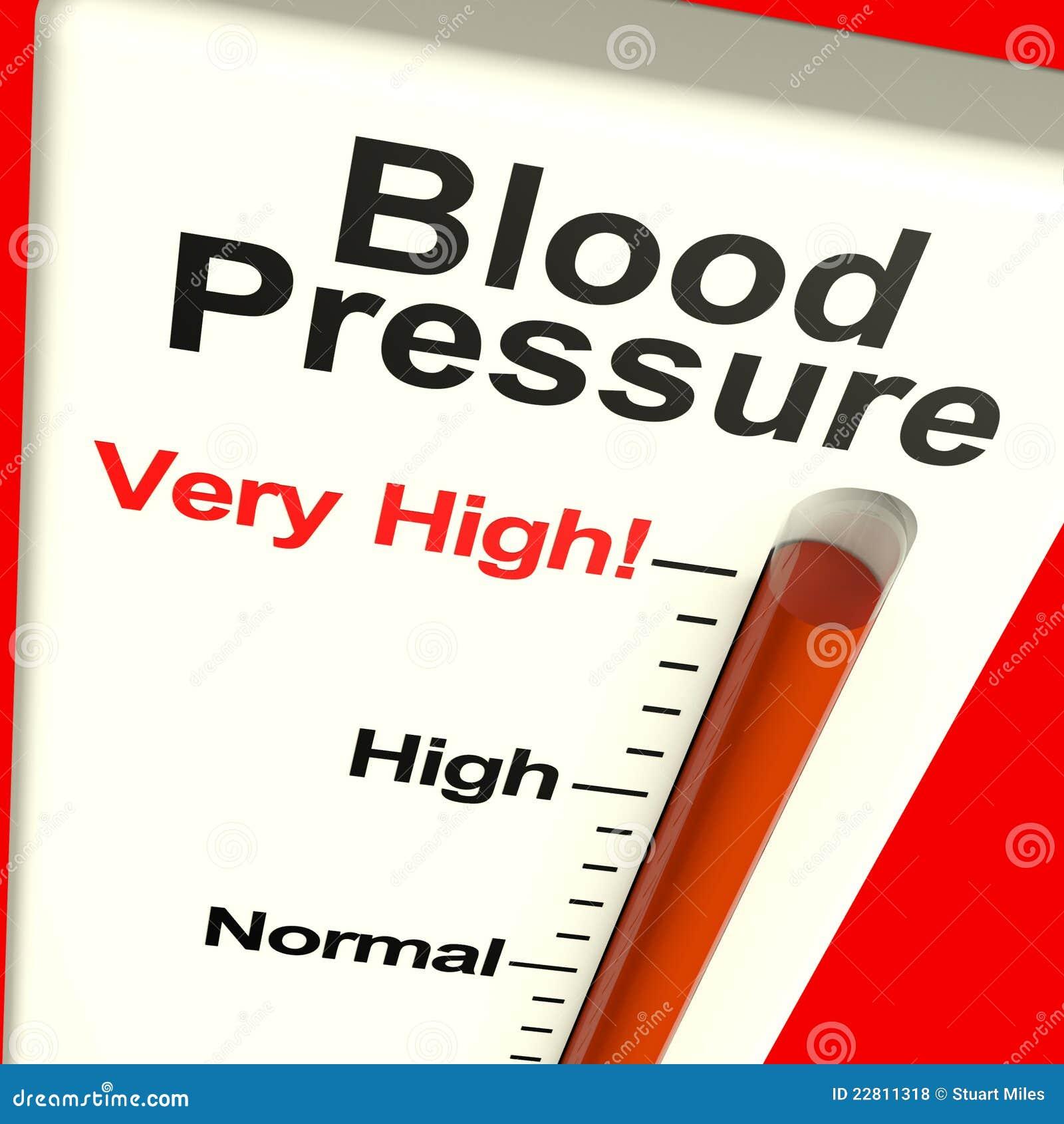 Molto ipertensione illustrazione di stock. Illustrazione..