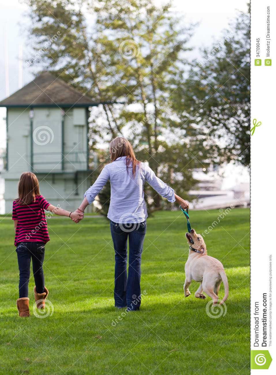 Free picture: mother, young, daughter, son, father ... |Dog Mom And Daughter