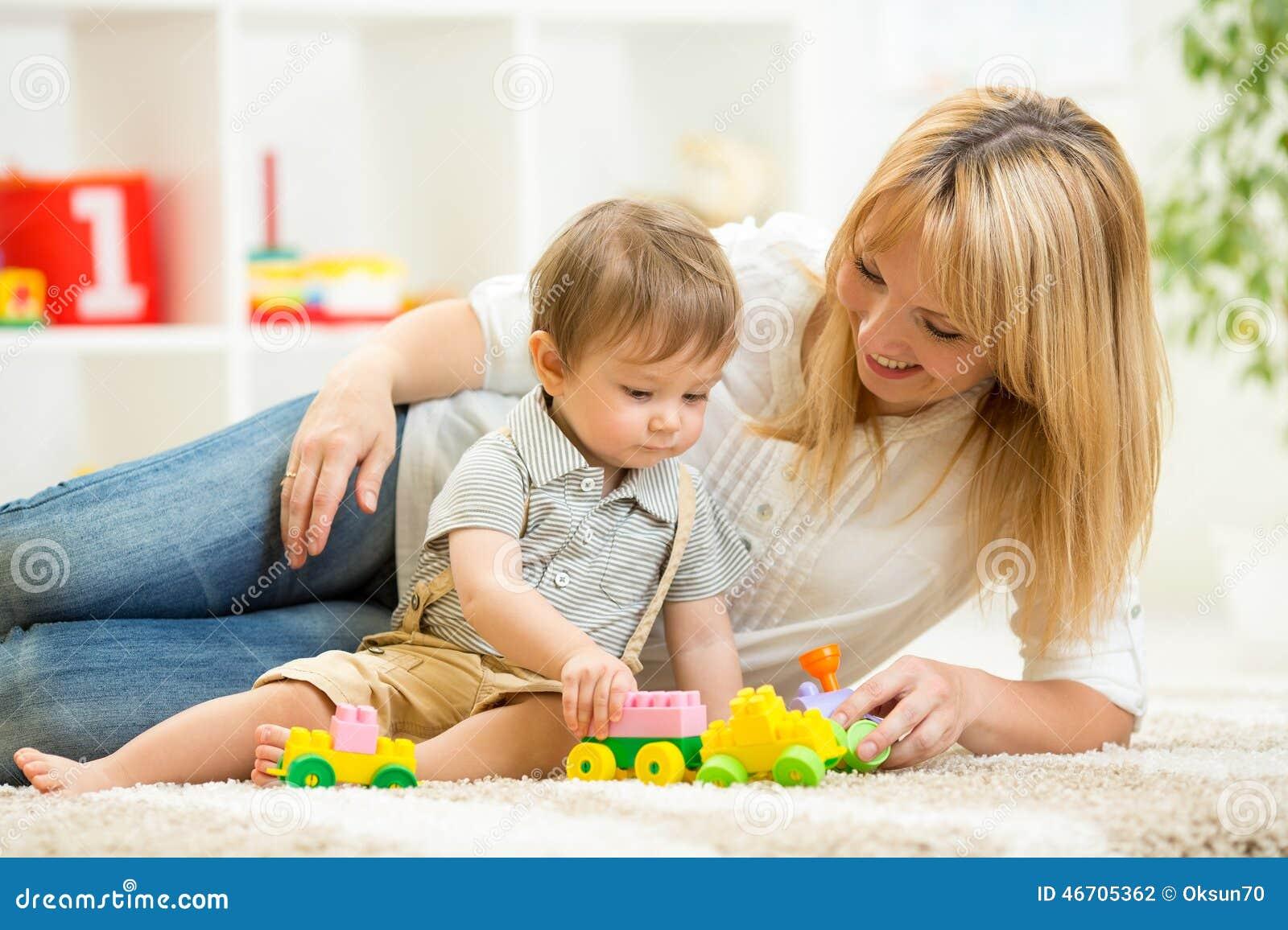 at home babysitter