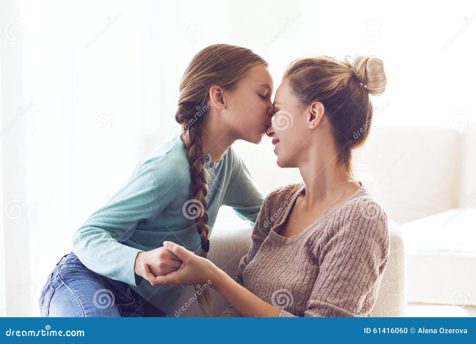 Mom Kissing Teen 47