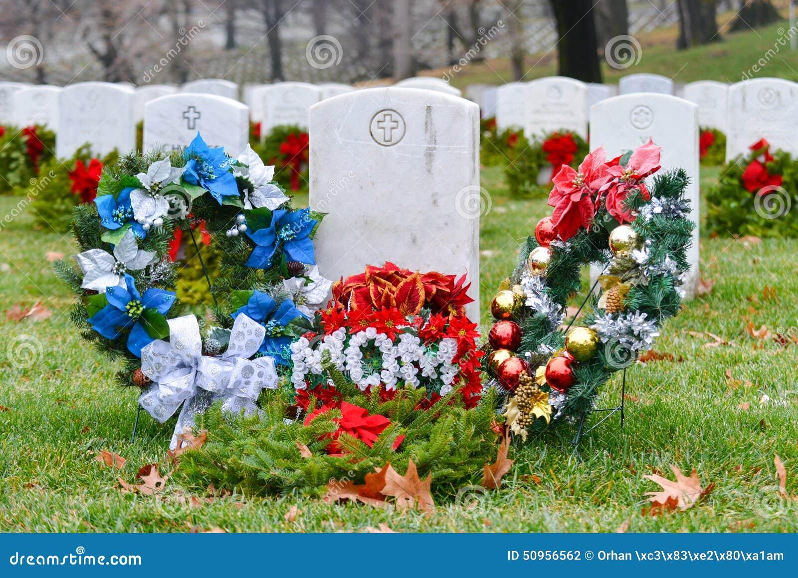 A mom s gravestone in Arlington National Cemetery - Washington DC