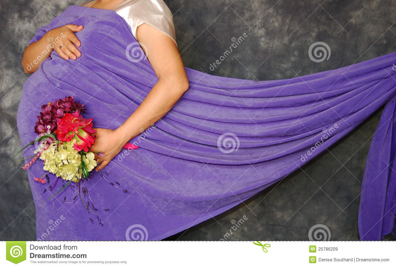 Mom to Be Pregnancy Art stock image. Image of page ...