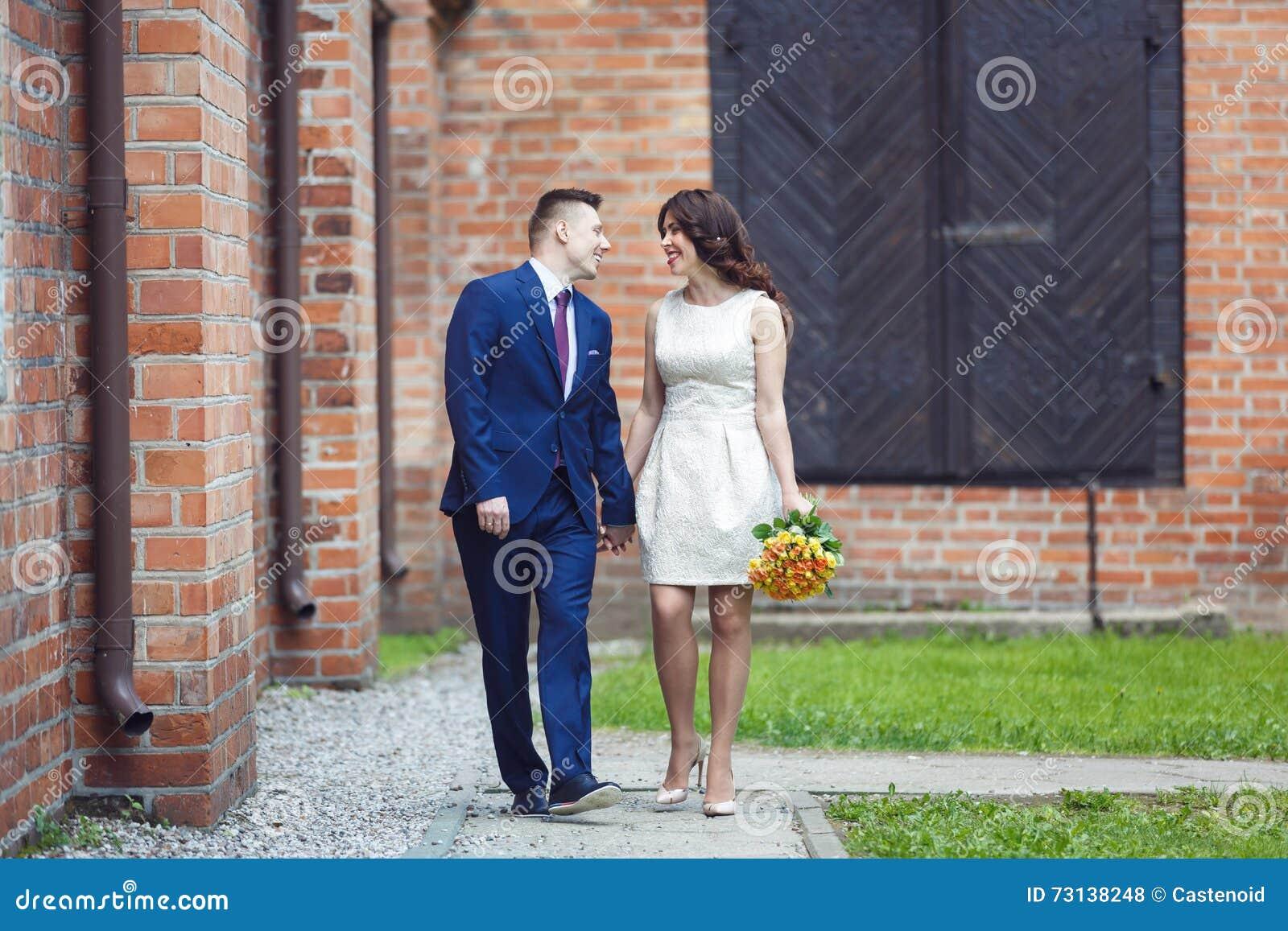Momento romántico de la boda