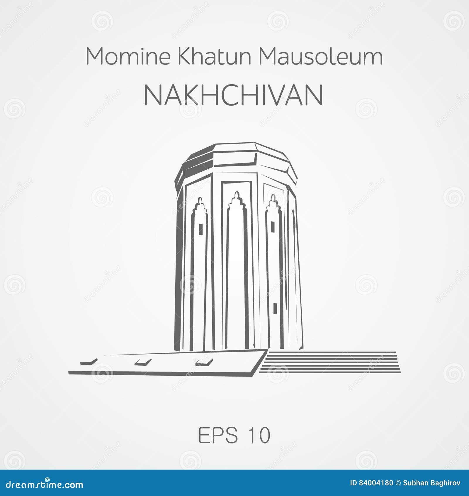 Momine Khatun mausoleum Nakhchivan _