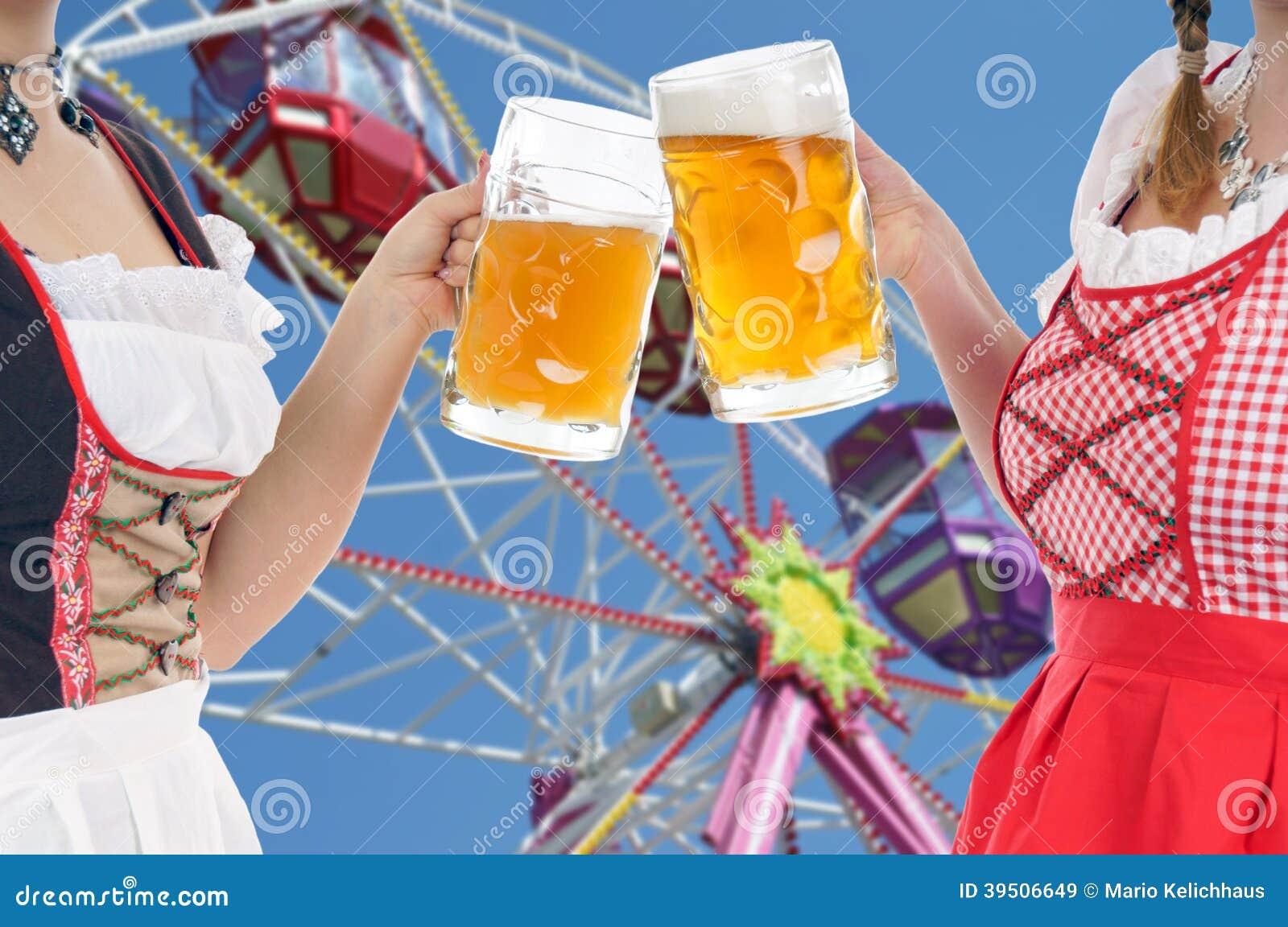 Monachium piwa festiwal