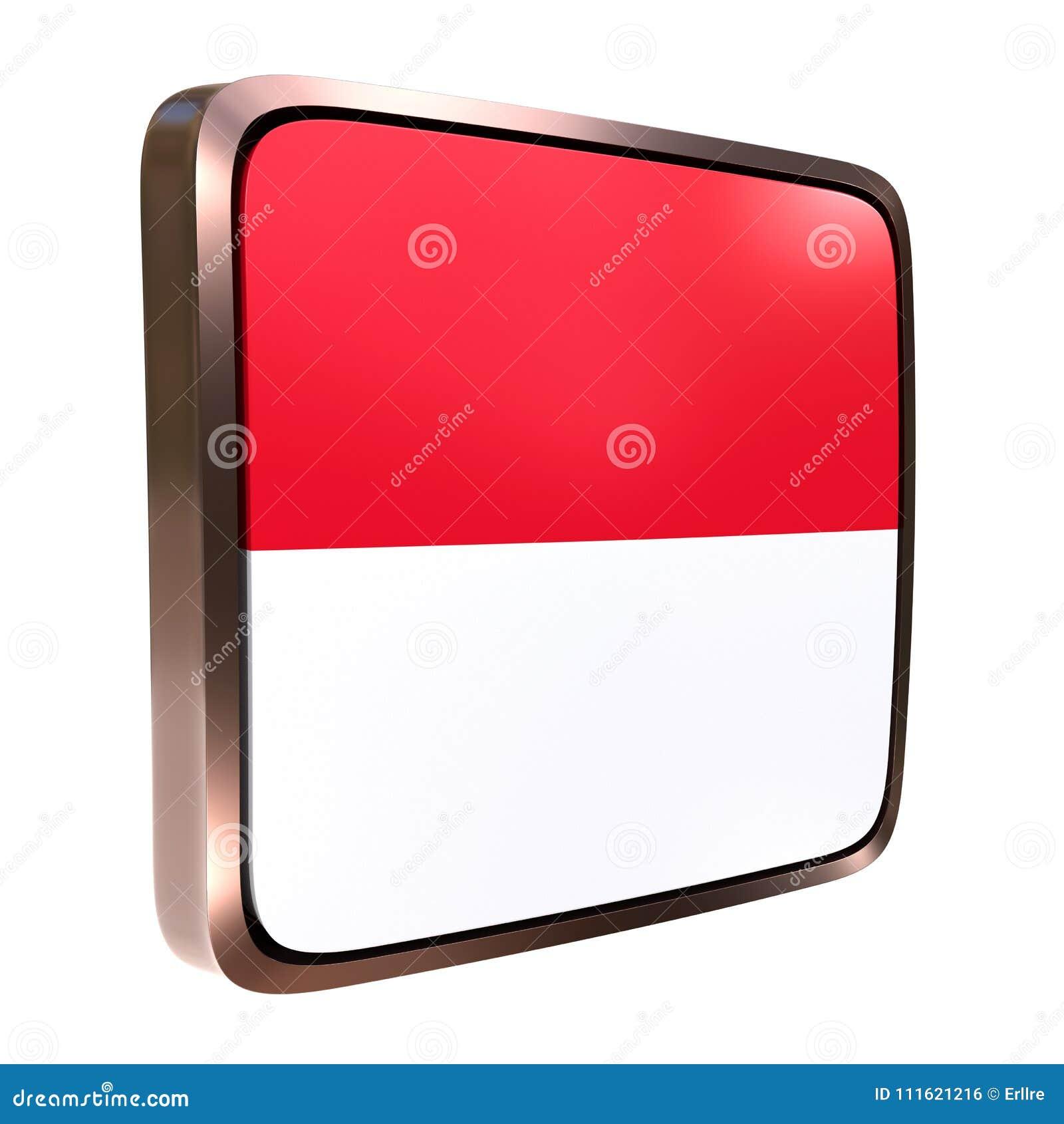Monaco flaggasymbol
