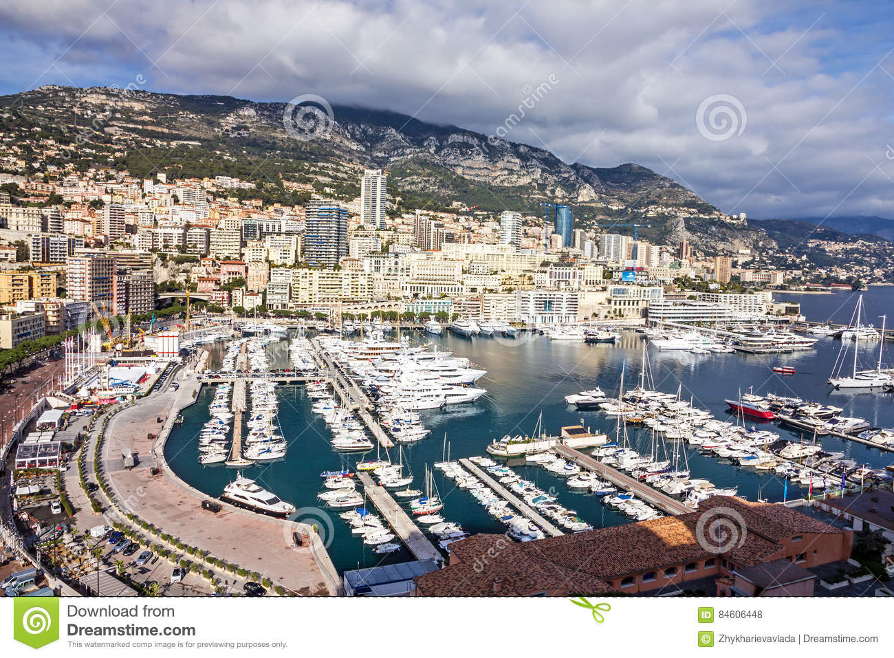 The Principality of Monaco - Information France | 957x1300