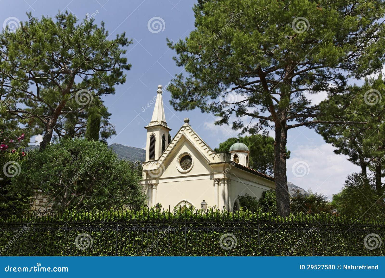 Monaco, pouca igreja
