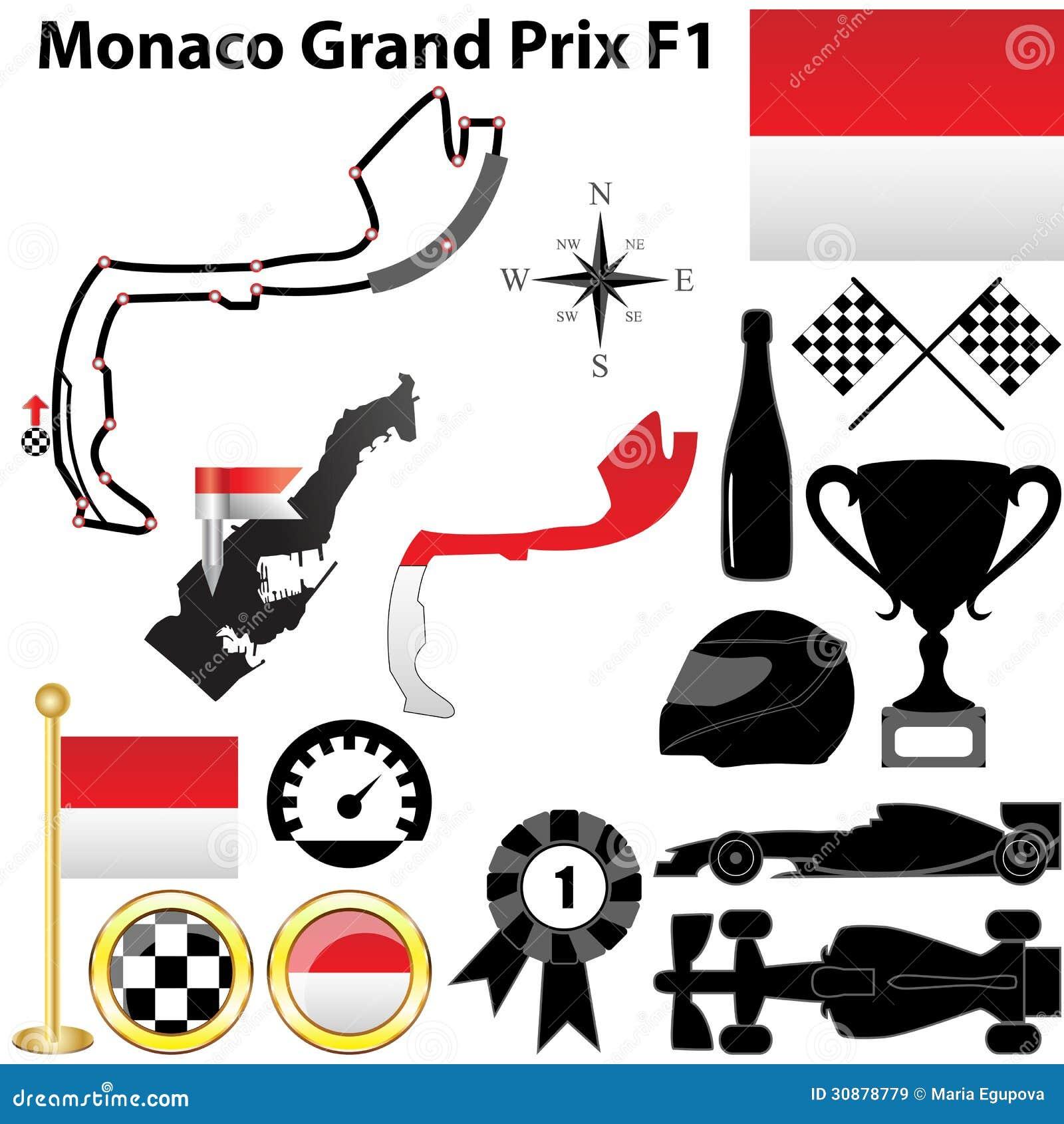 Monaco Uroczysty Prix F1