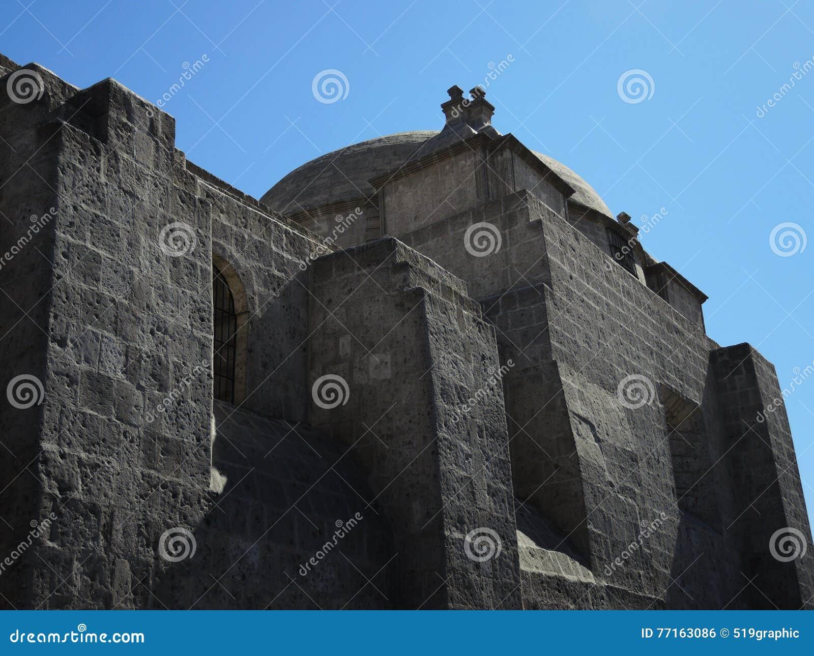 Monastère antique de Santa Catalina