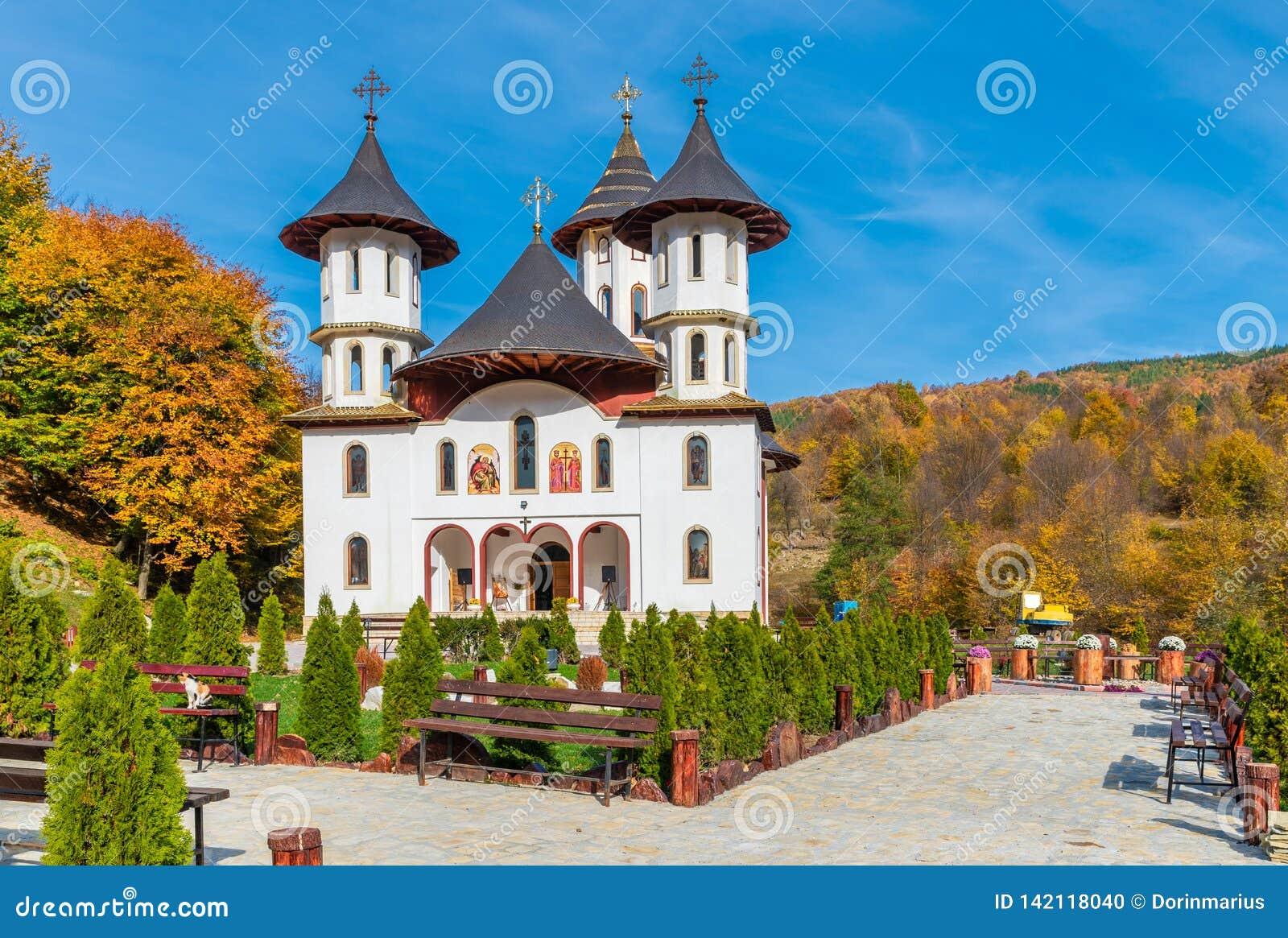 Monastère d ortodox de Codreanu