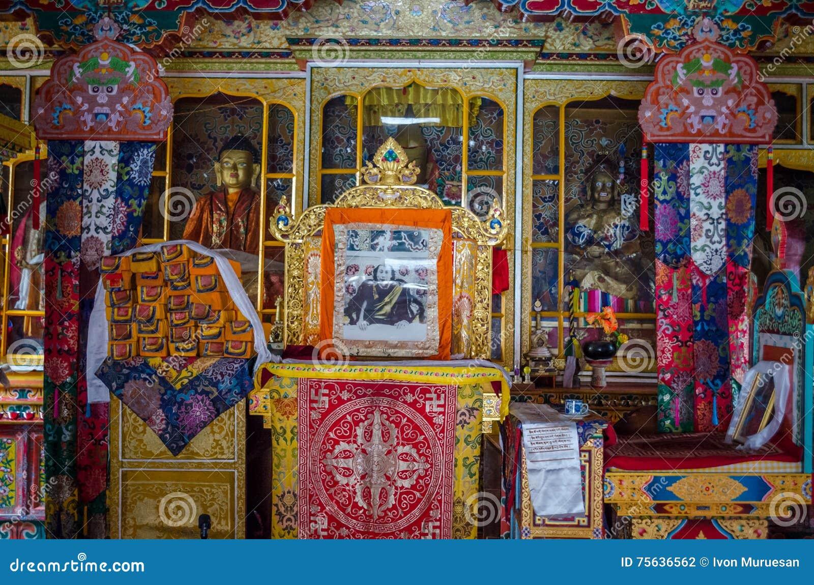 Monastère de Budhist
