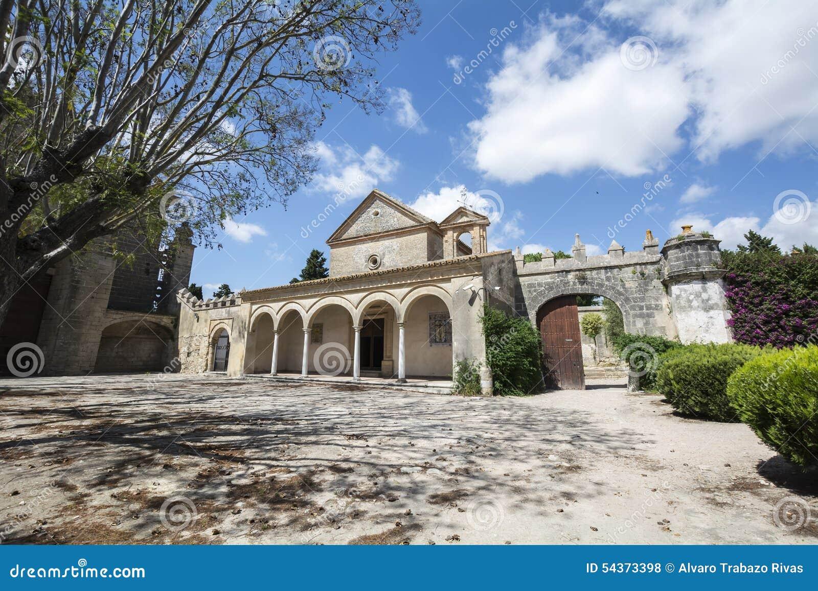 Monastère de Cartuja, Jerez de la Frontera, Espagne (Charterhouse)