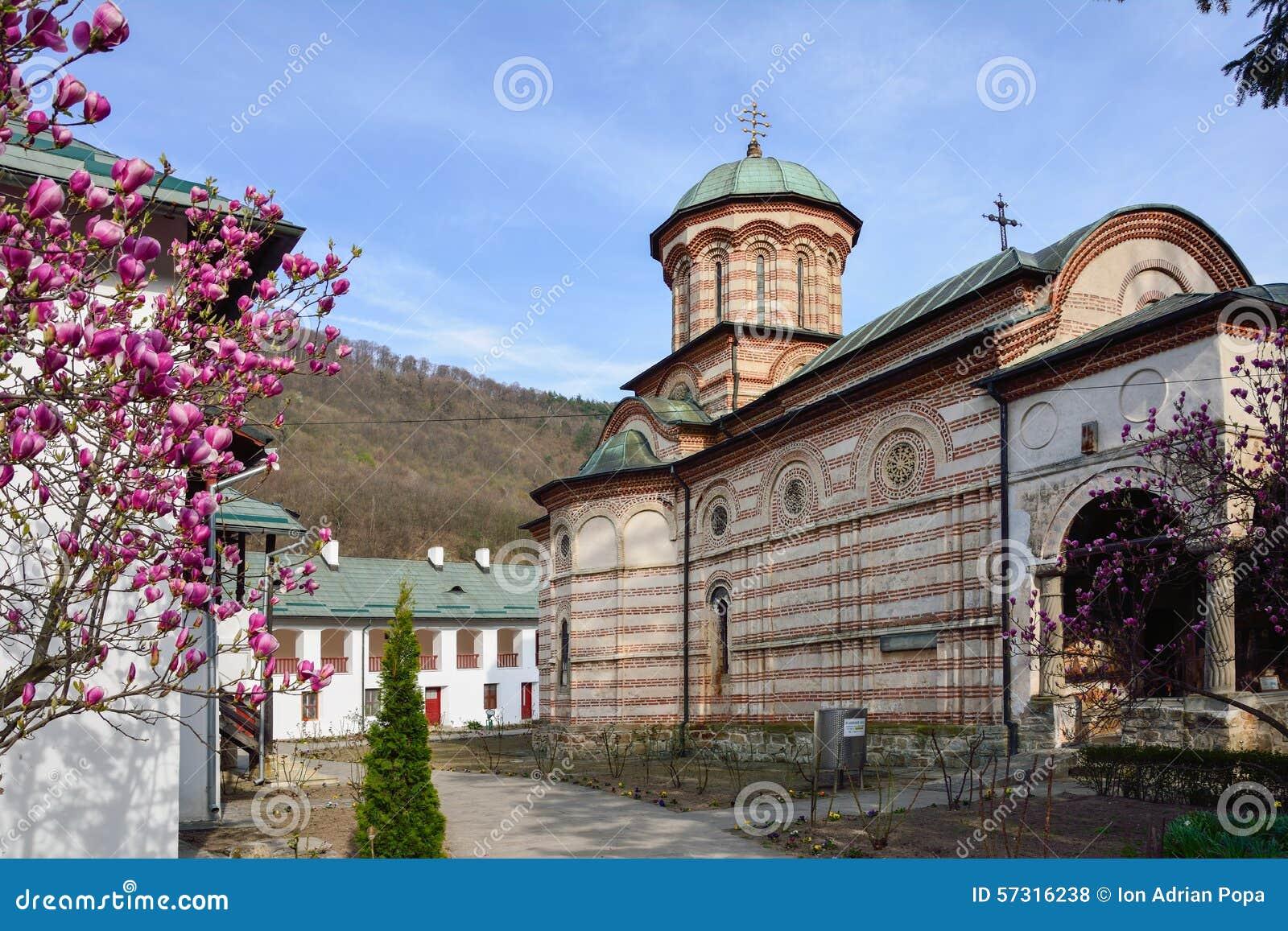 Monastère de Cozia, Valcea Roumanie