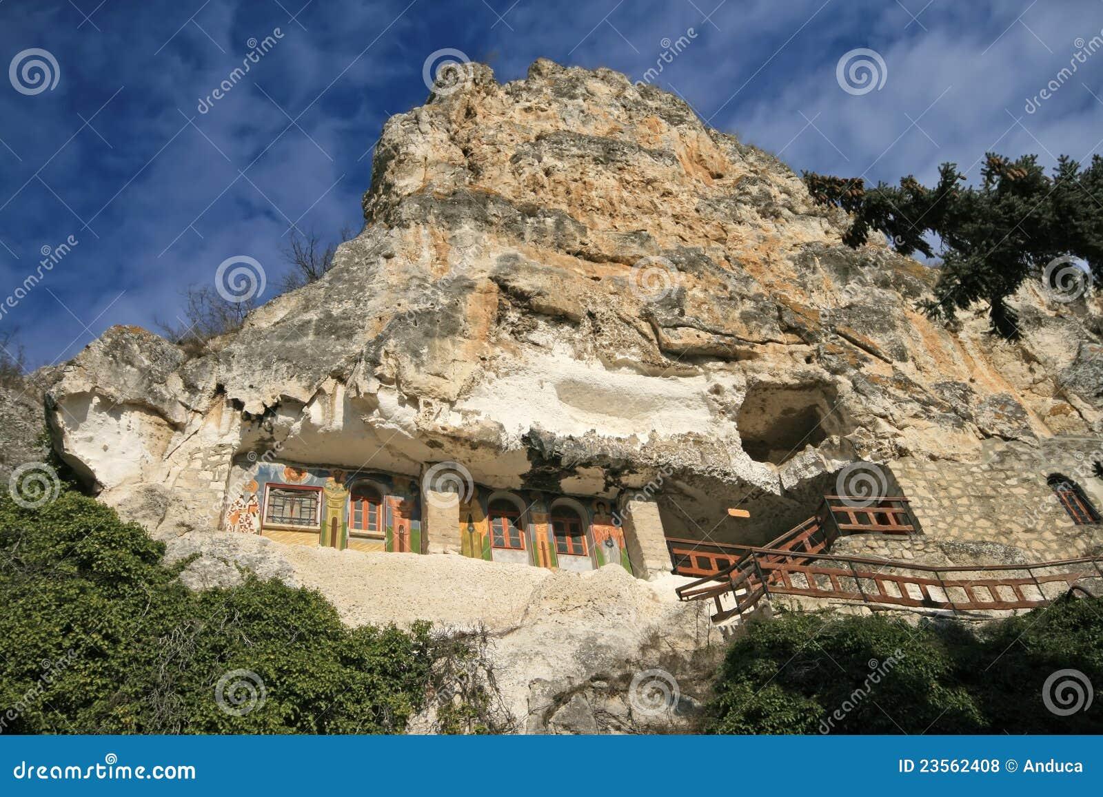 Monastère de roche