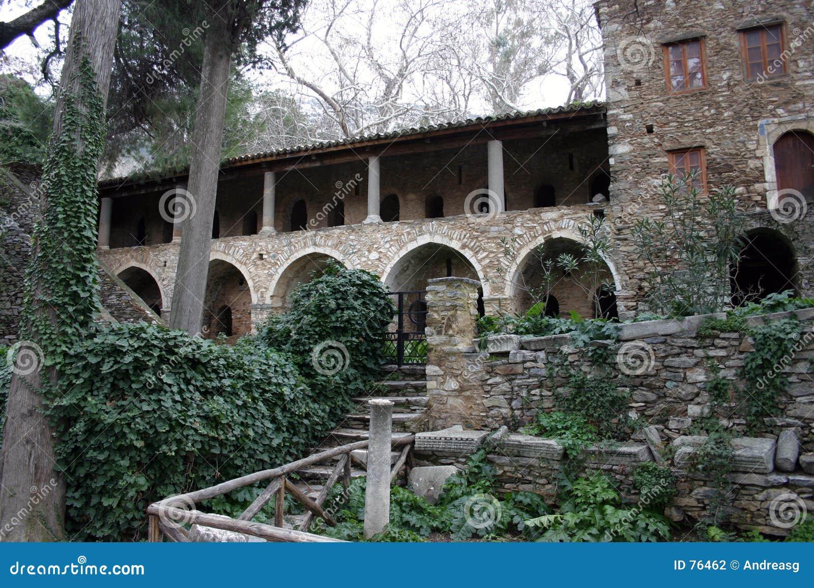 Monastère médiéval