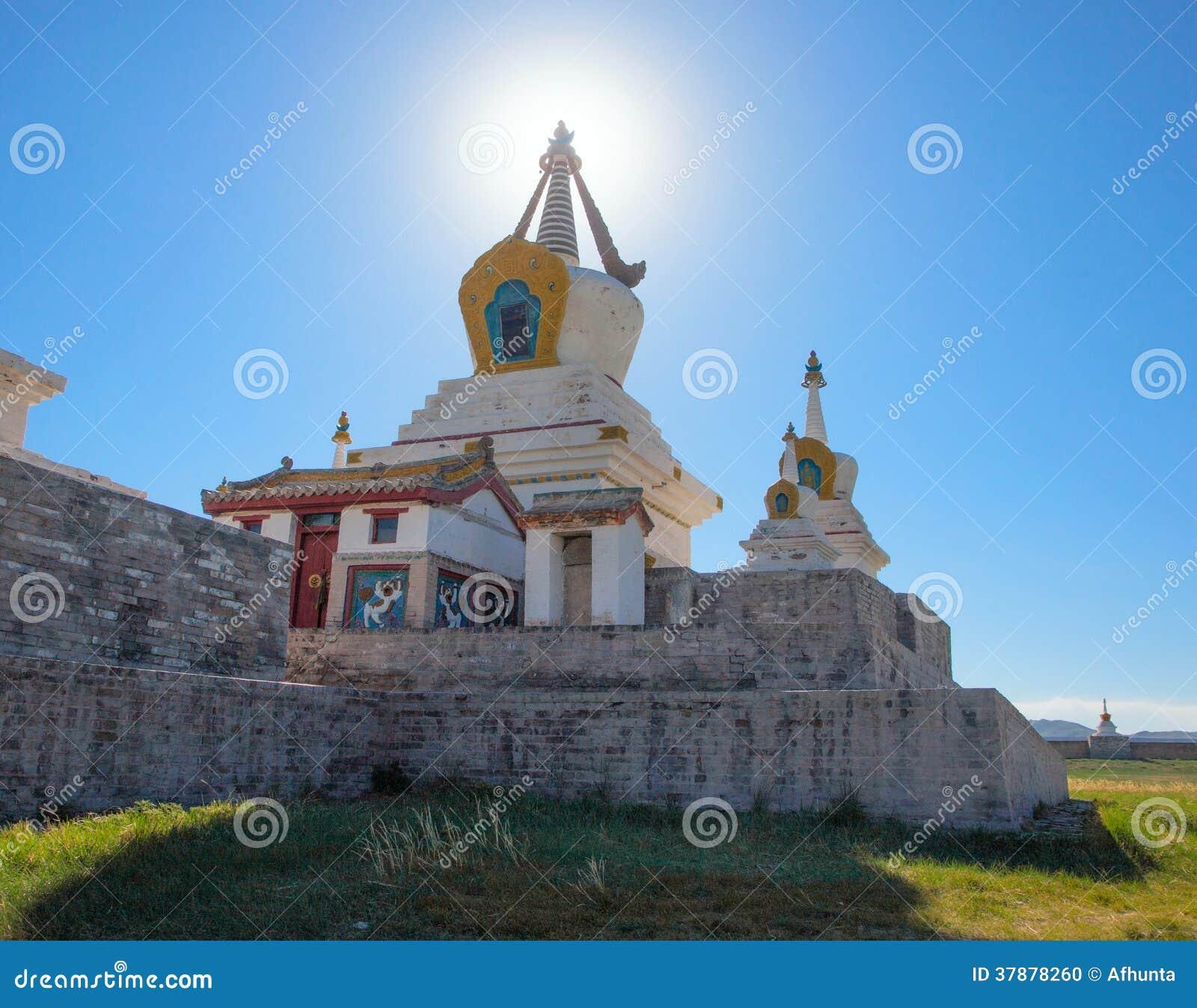 Monastério budista Erdene Zu