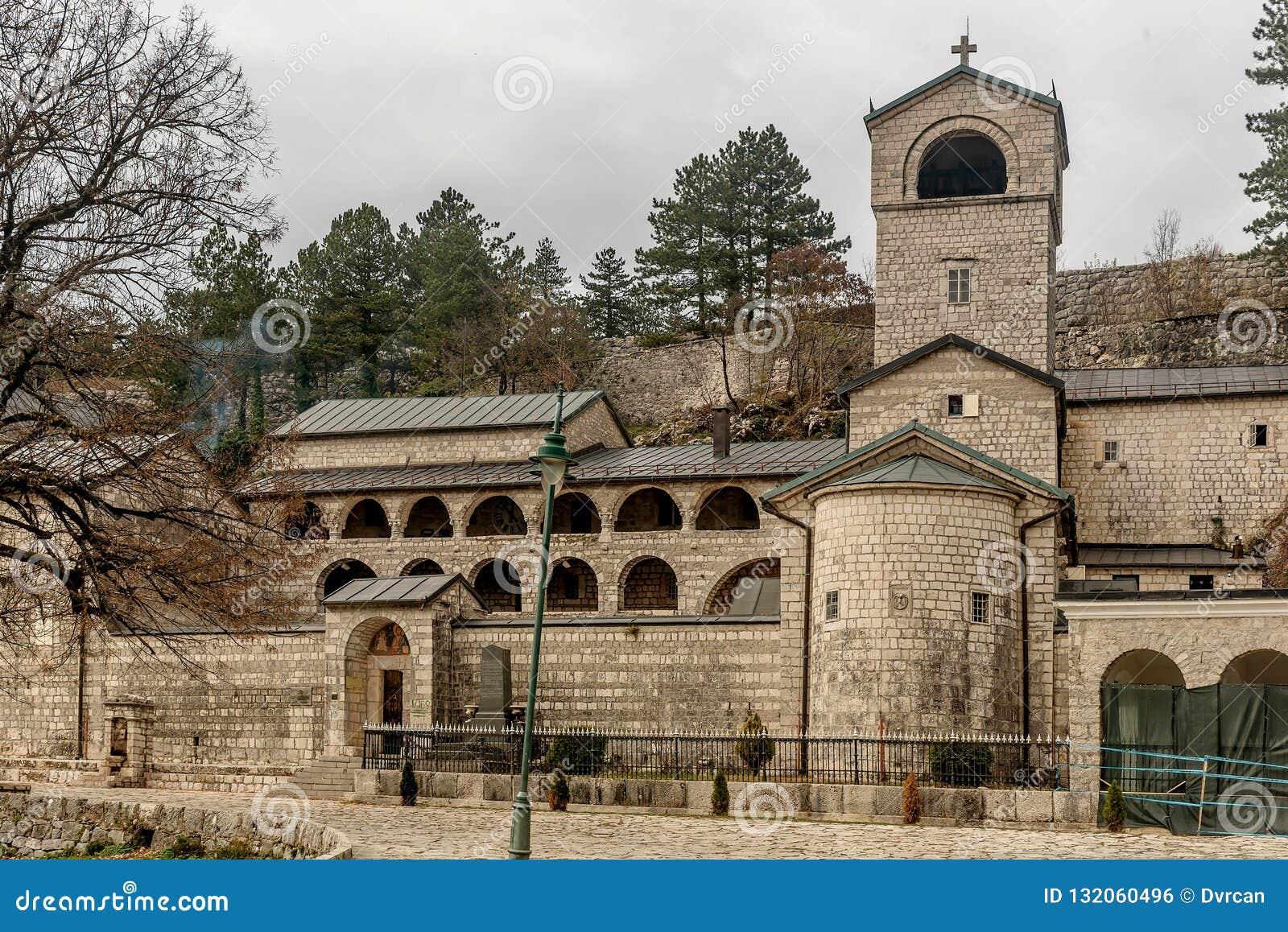 Monastério da natividade da Virgem Maria abençoada em Cetinje