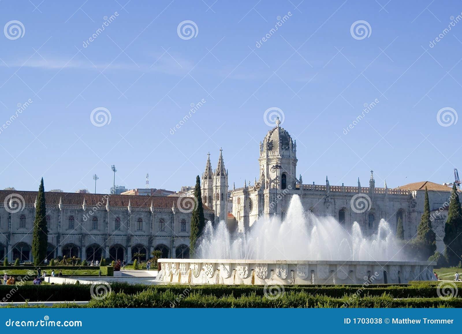 Monastério de Jeronimos em Lisboa