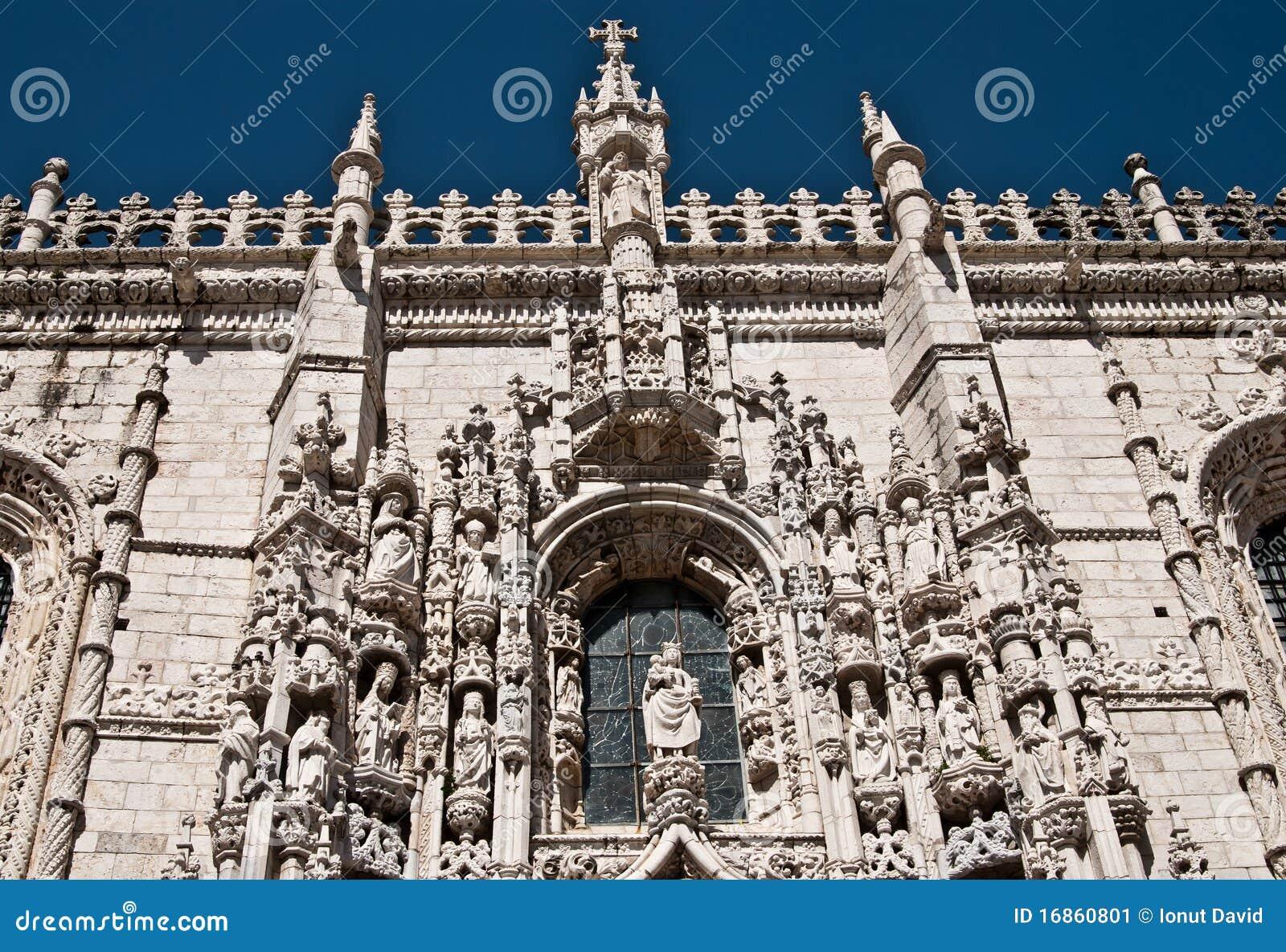 Monastério de Jeronimos - Lisboa