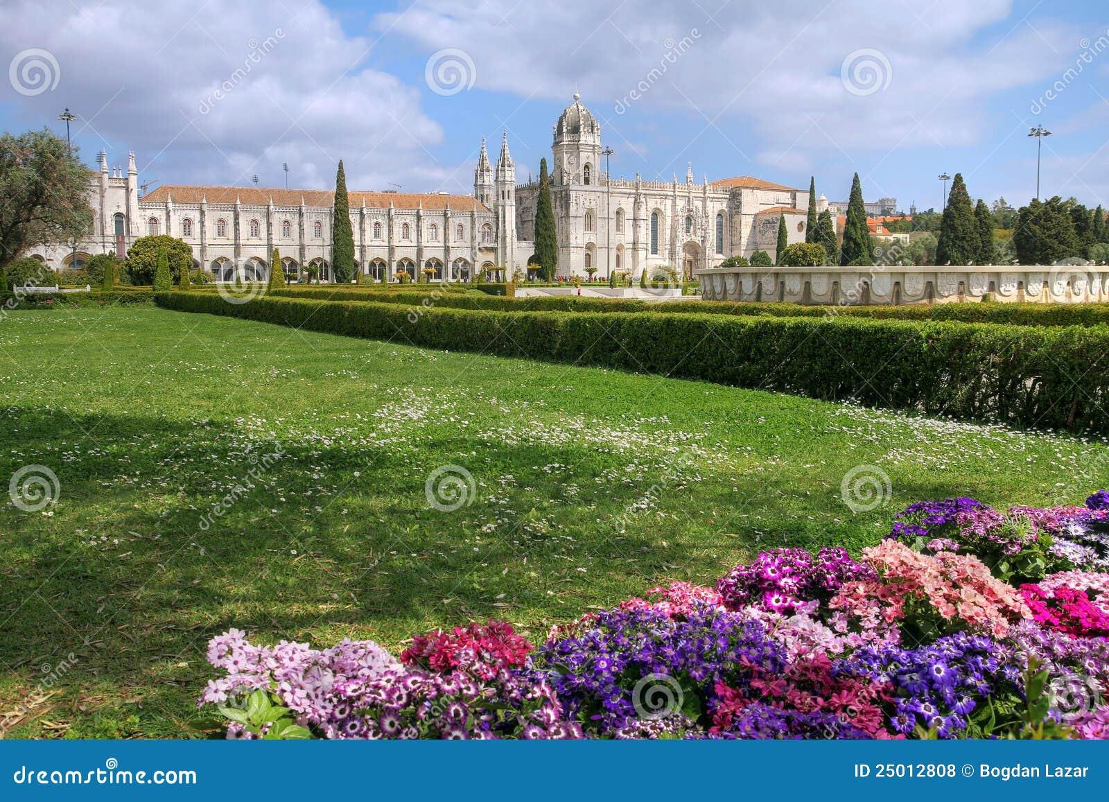 Monastério de Jeronimos, Lisboa, Portugal