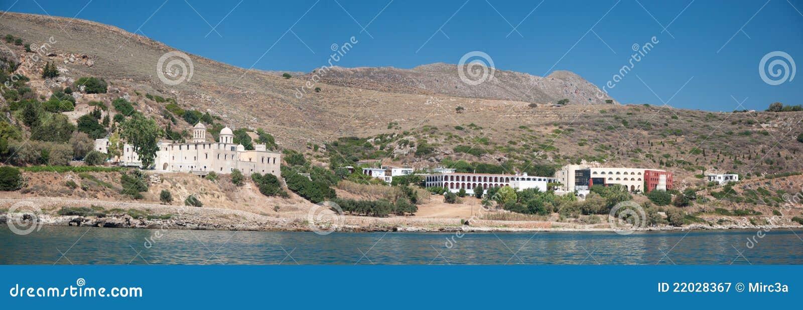 Monastério de Moni Gonia - Kolymvari, Crete